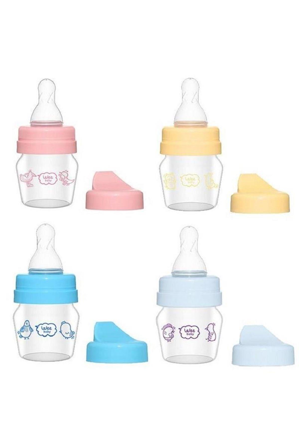 Wee Baby Mini Cam Alıştırma Bardağı Seti 30 ml 792