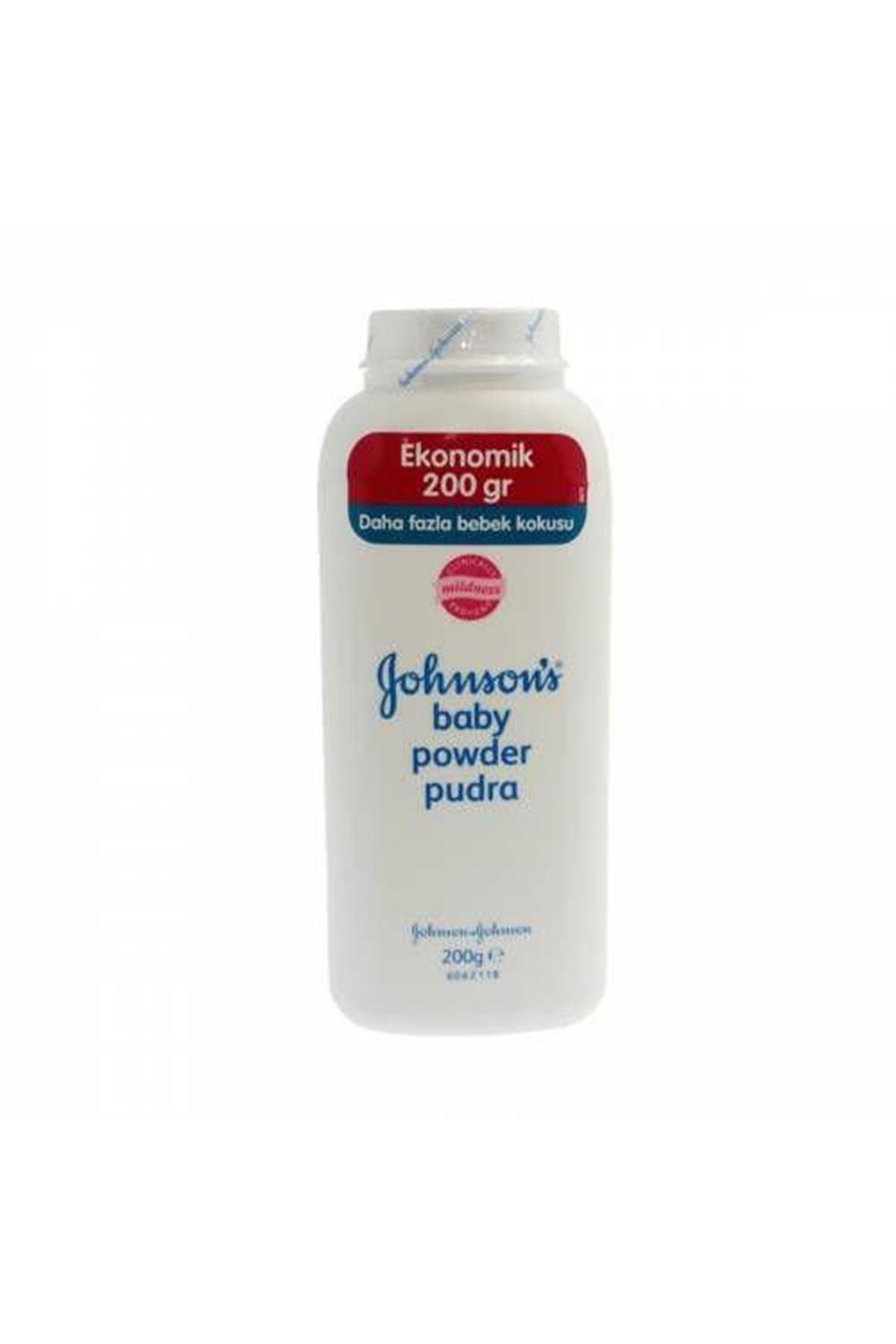 Johnson's Baby Bebek Pudrası 200 Gr