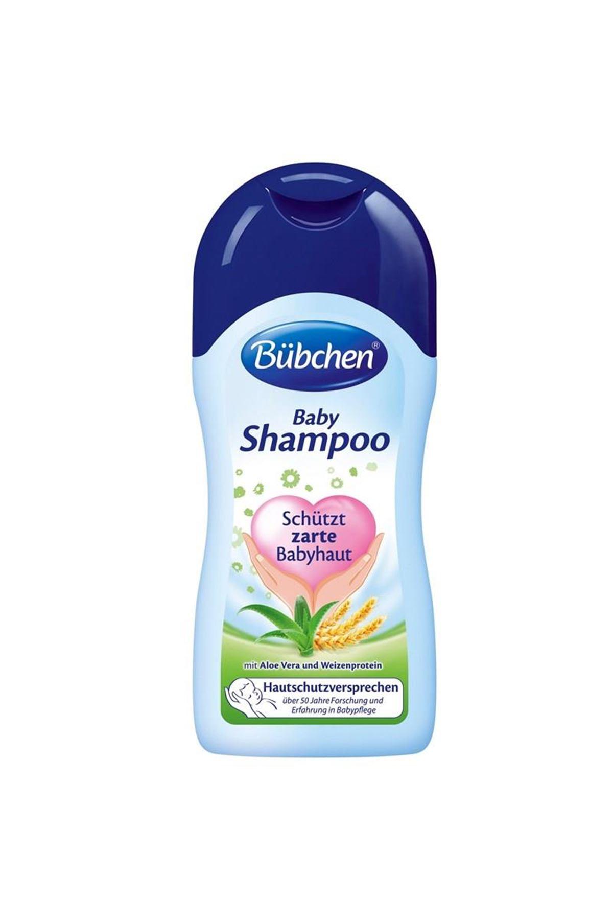 Bübchen Bebek Şampuanı Hassas 200 ml