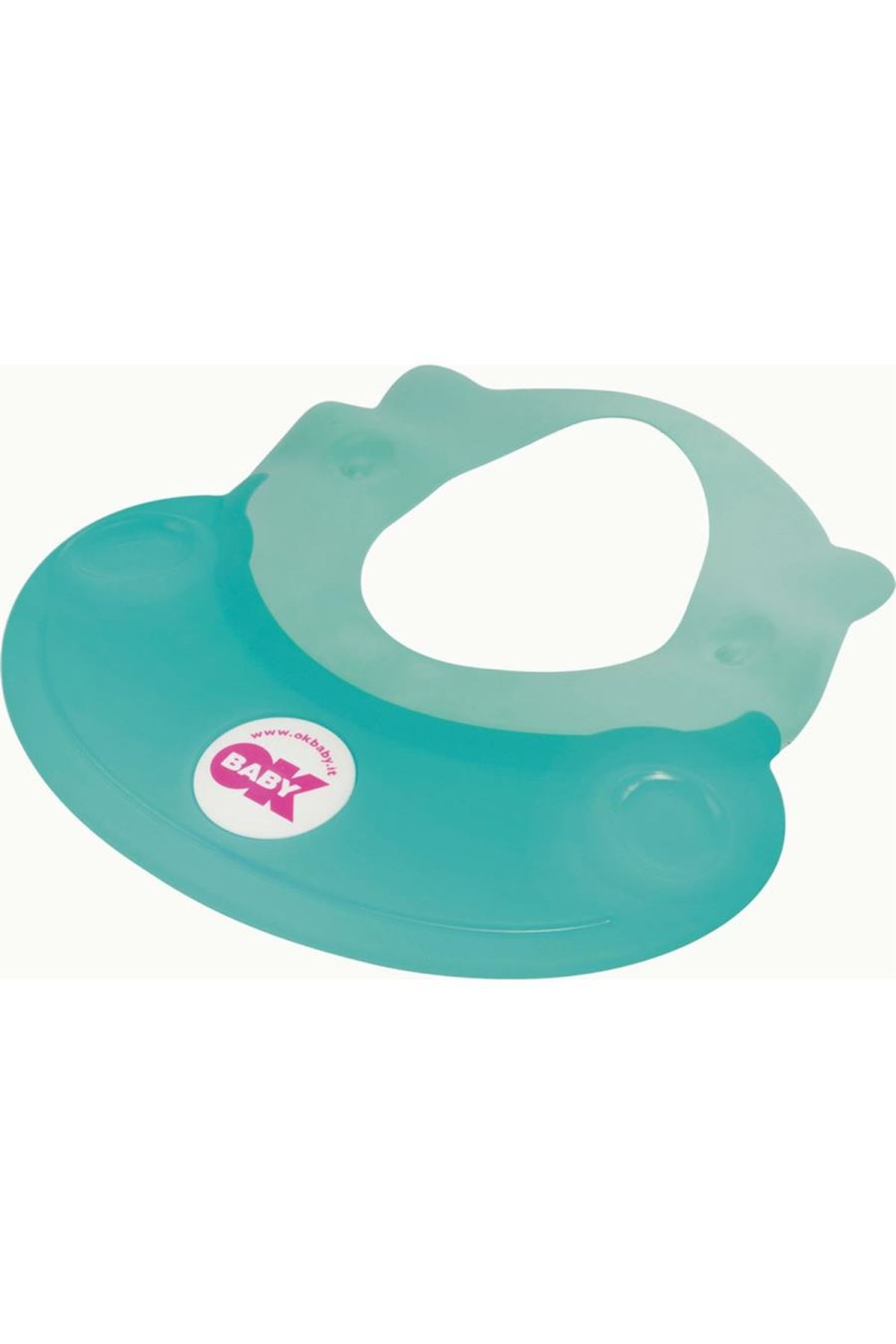 Okbaby Hippo Banyo Siperliği / Turkuaz