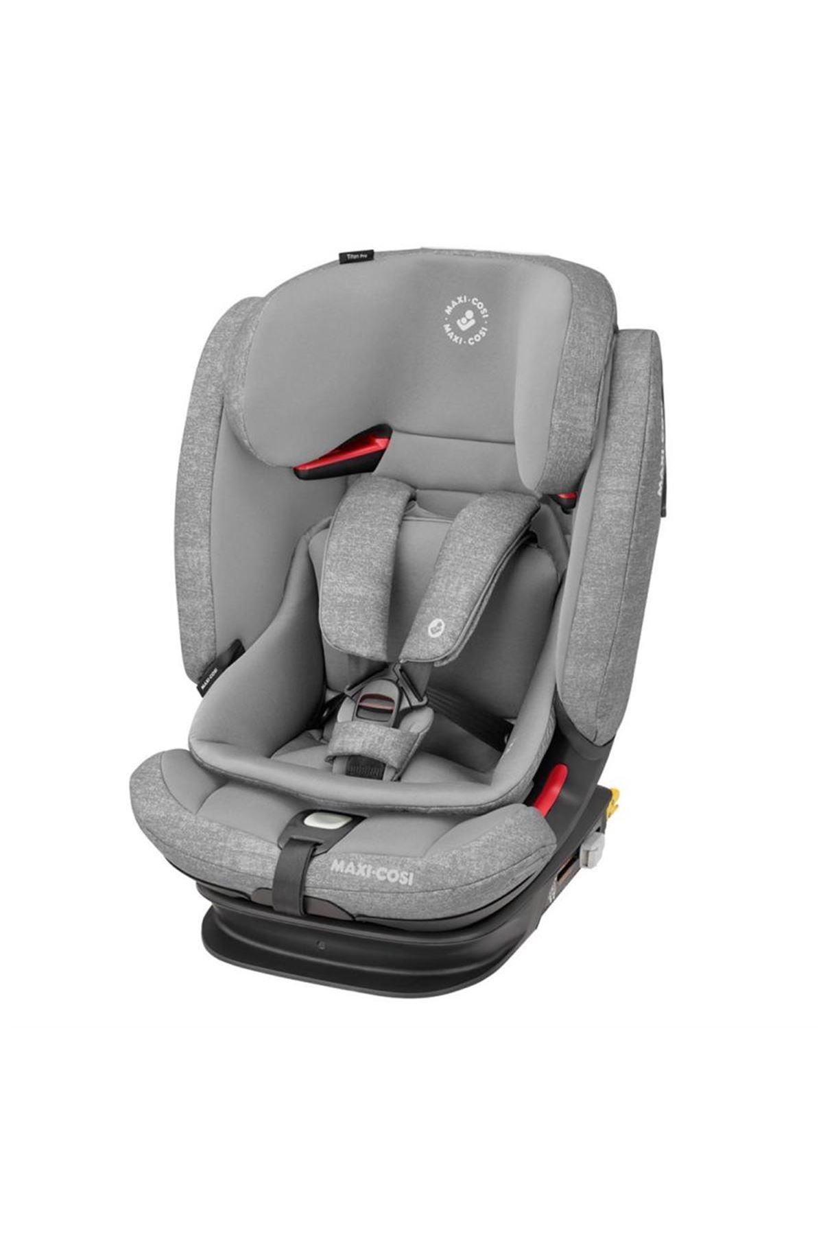 Maxi-Cosi Titan Pro Oto Koltuğu 9-36kg / Nomad Grey