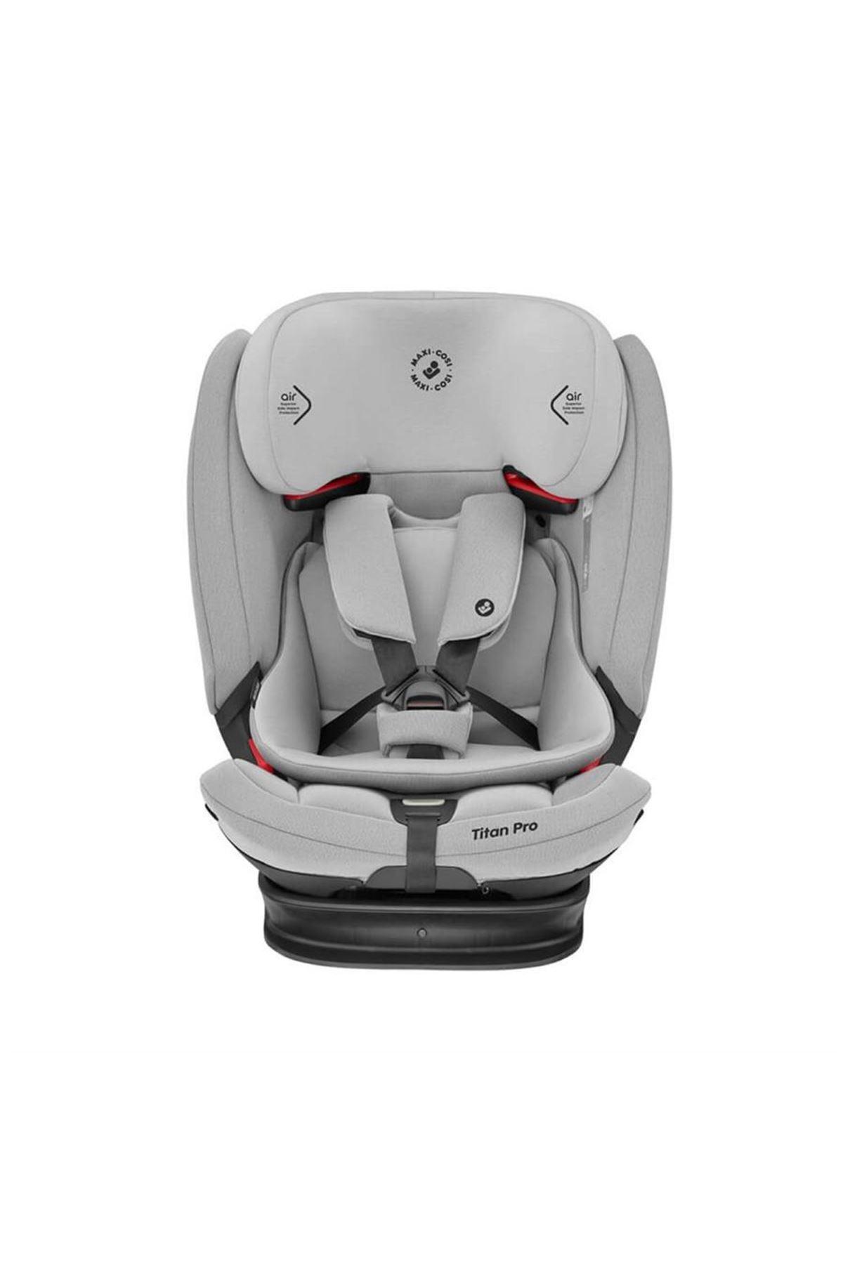 Maxi-Cosi Titan Pro Oto Koltuğu 9-36kg / Authentic Grey