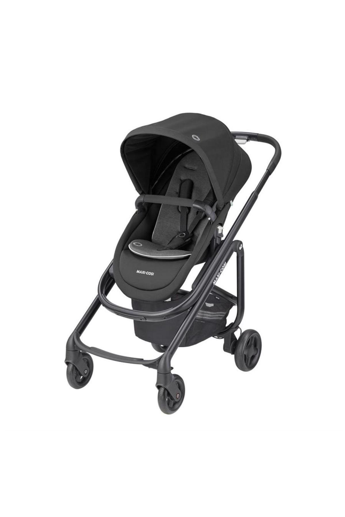 Maxi-Cosi Lila SP-Tinca Travel Sistem Bebek Arabası / Essential Black