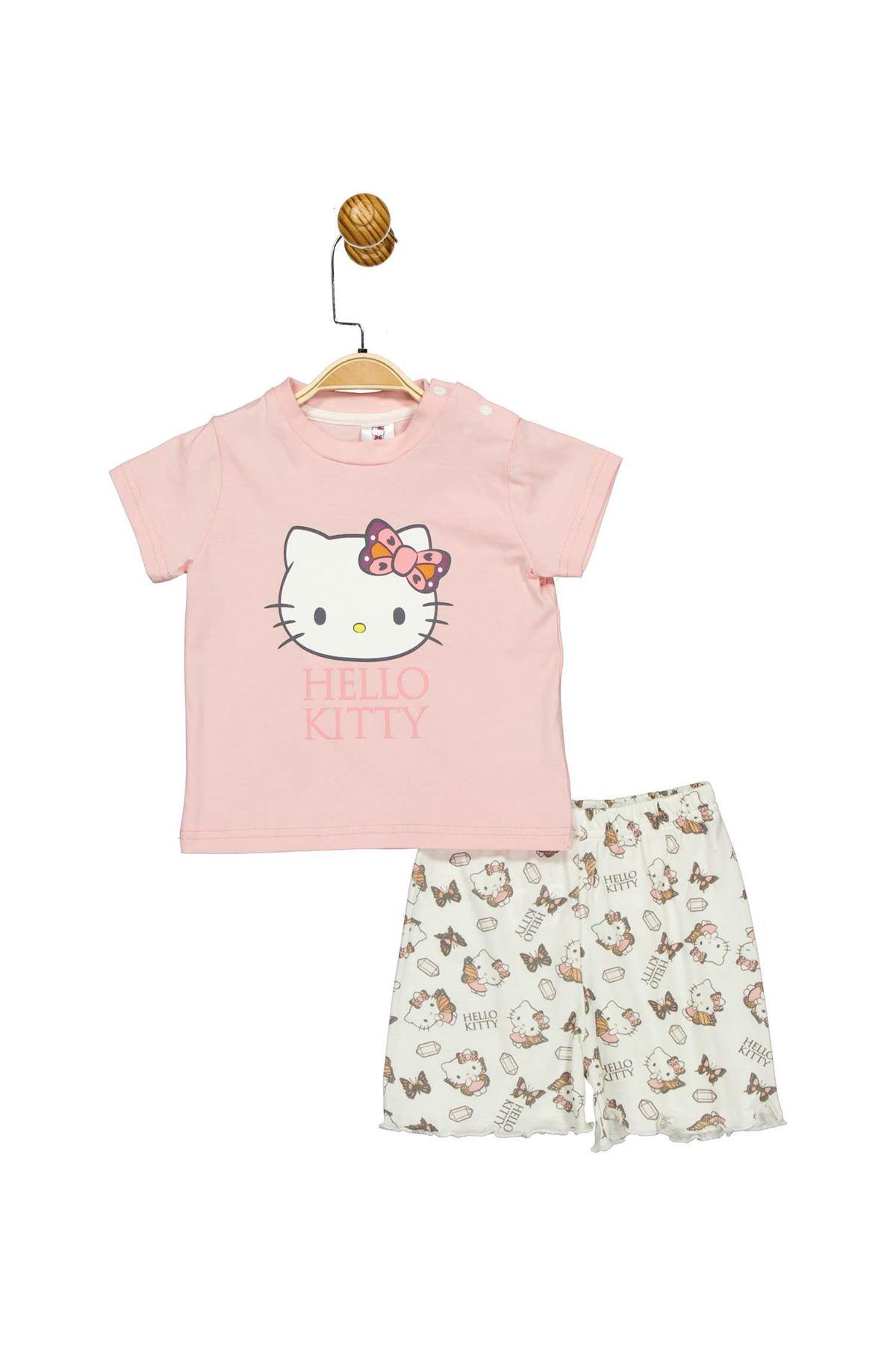 Çimpa Hello Kitty 2li Takım HK17480 Somon