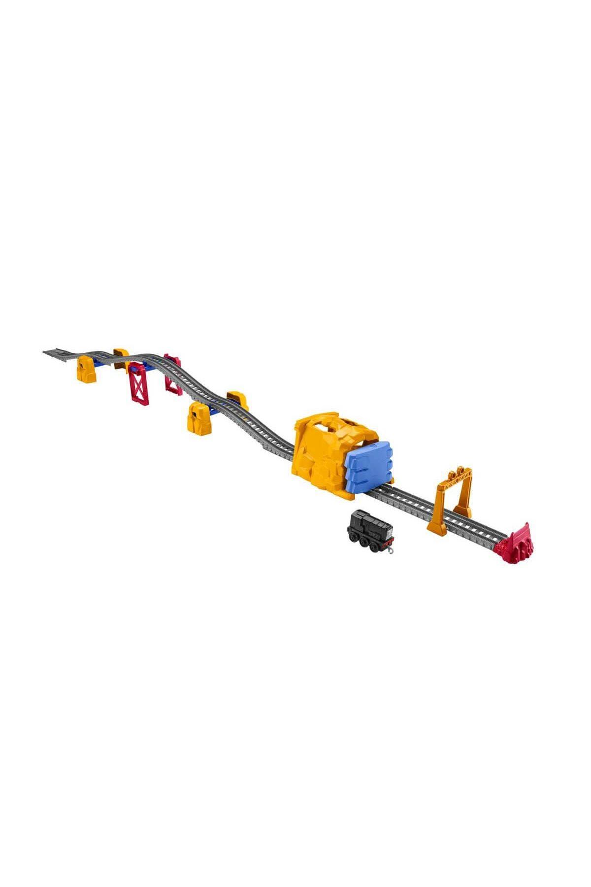 Thomas ve Arkadaşları Diesel Tünel Macerası Oyun Seti GHK73