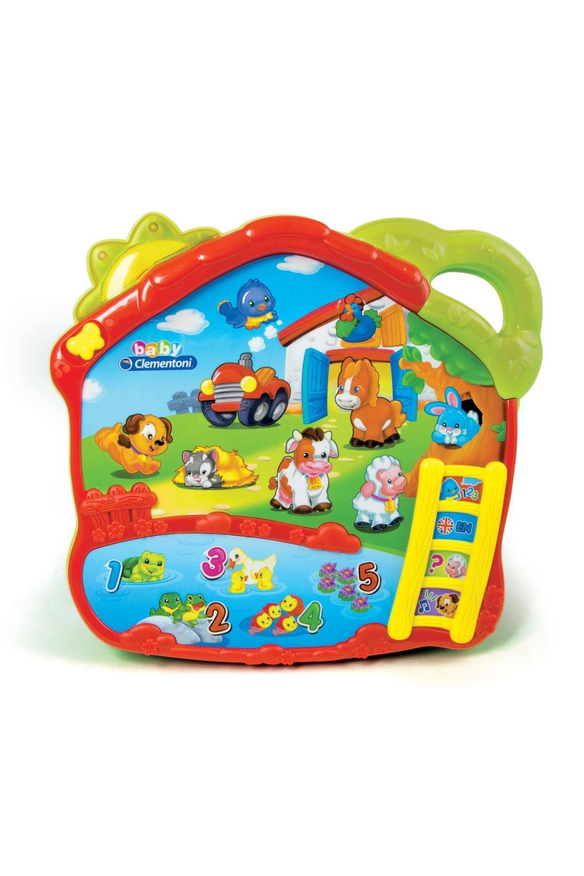 Clementoni Baby Çiftlik Korosu 64941