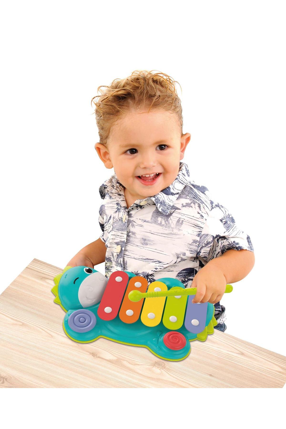 Clementoni Baby Dinozor Ksilofon 17263