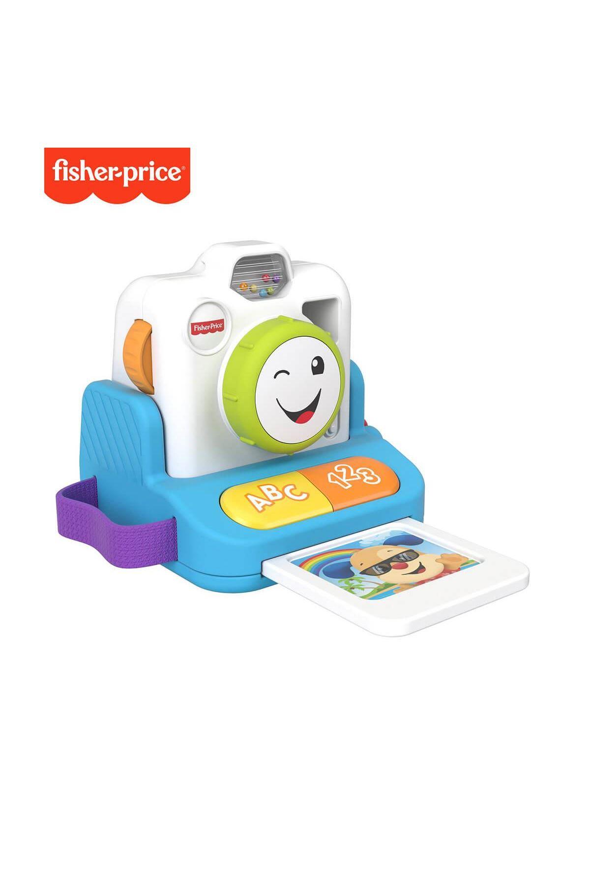 Fisher Price LnL Eğlen ve Öğren Fotoğraf Makinesi GRV46