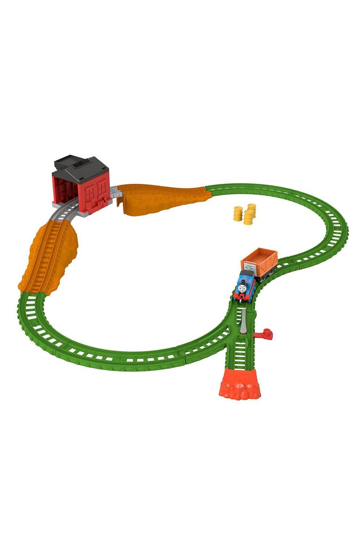 Thomas ve Arkadaşları Yükleme İstasyonu Oyun Seti GXD46