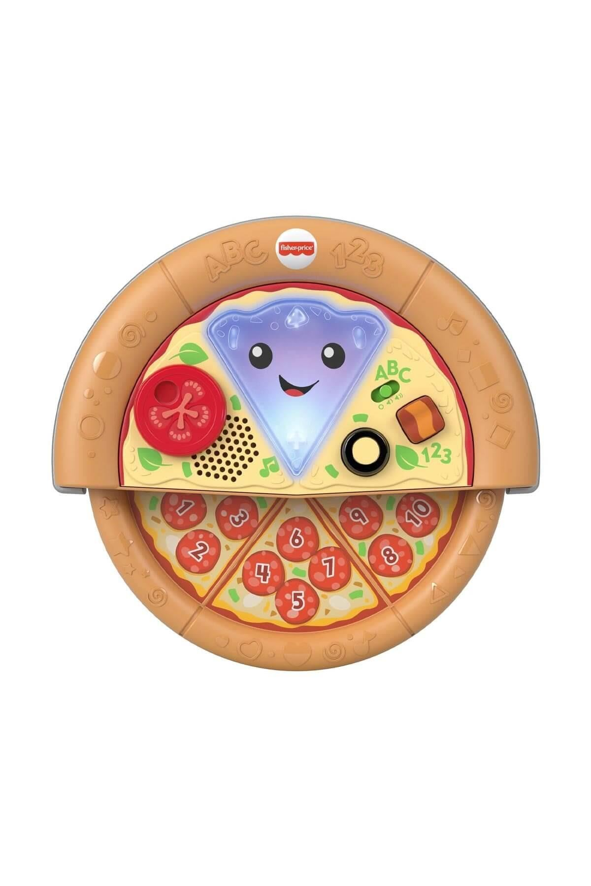Fisher Price LnL Eğlen ve Öğren Eğitici Pizza (Türkçe) GXR69