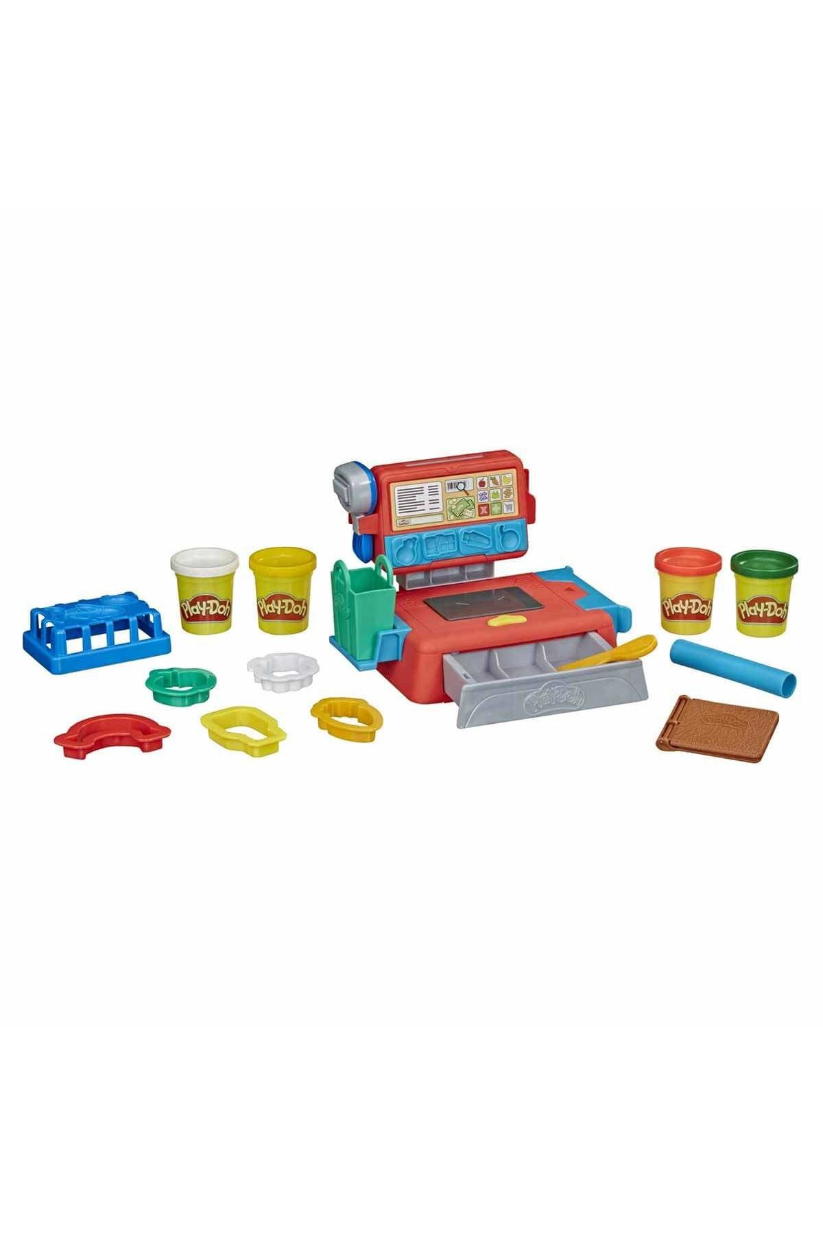 Play-Doh Market Kasası Oyun Seti E6890