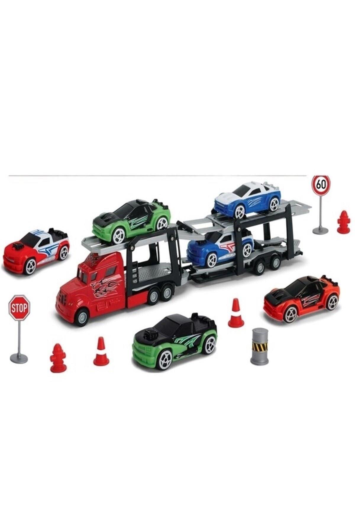 Dickie Toys Araba Taşıyıcı Tır