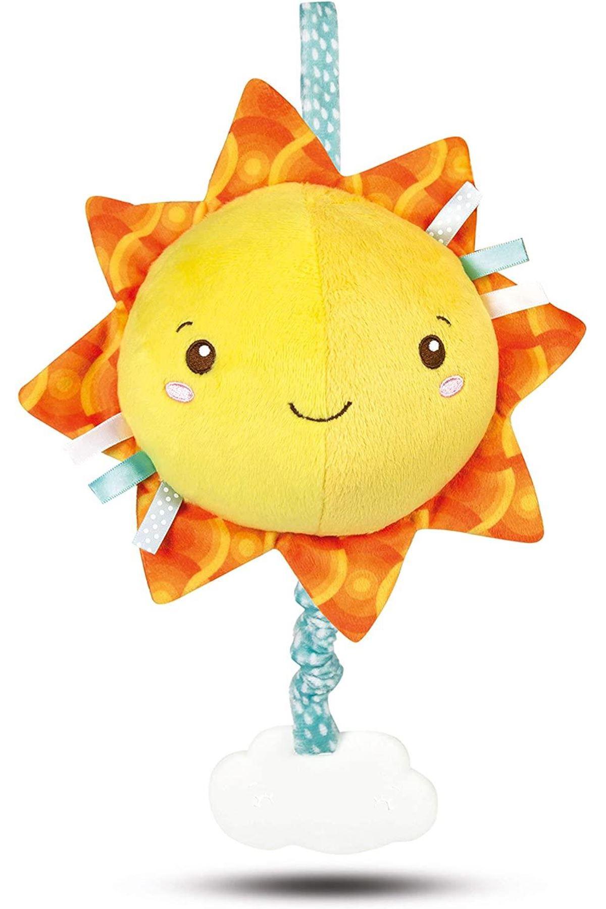 Clementoni Baby Müzikli Peluş Güneş 17270