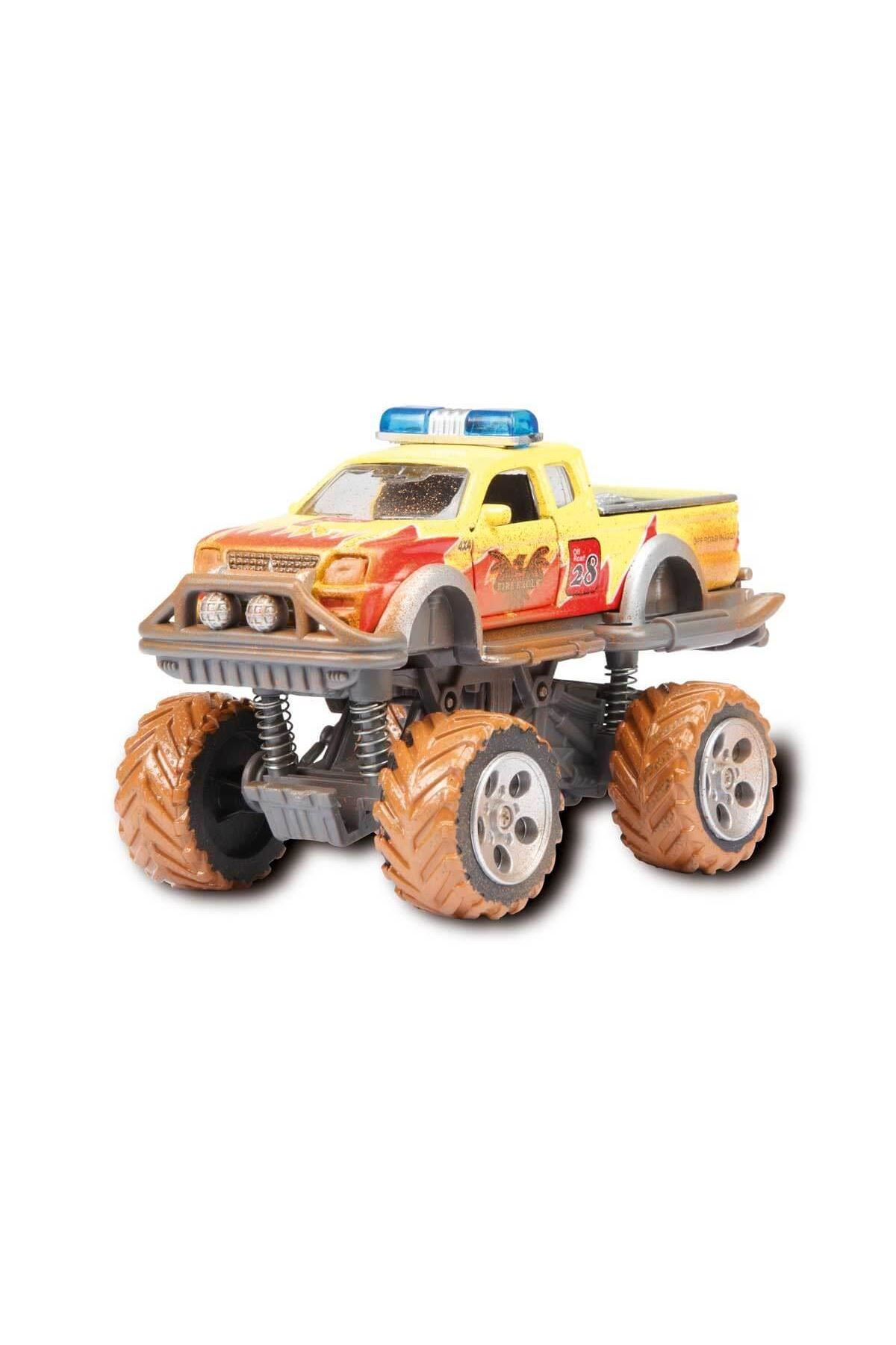 Dickie Toys Eat My Dust Rally Monster Jeep