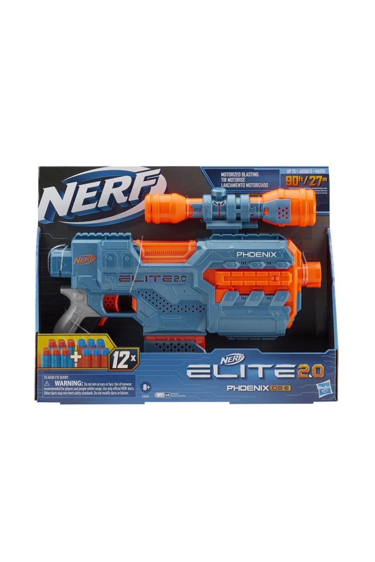 Nerf Elite 2.0 Phoenıx CS-6 E9961