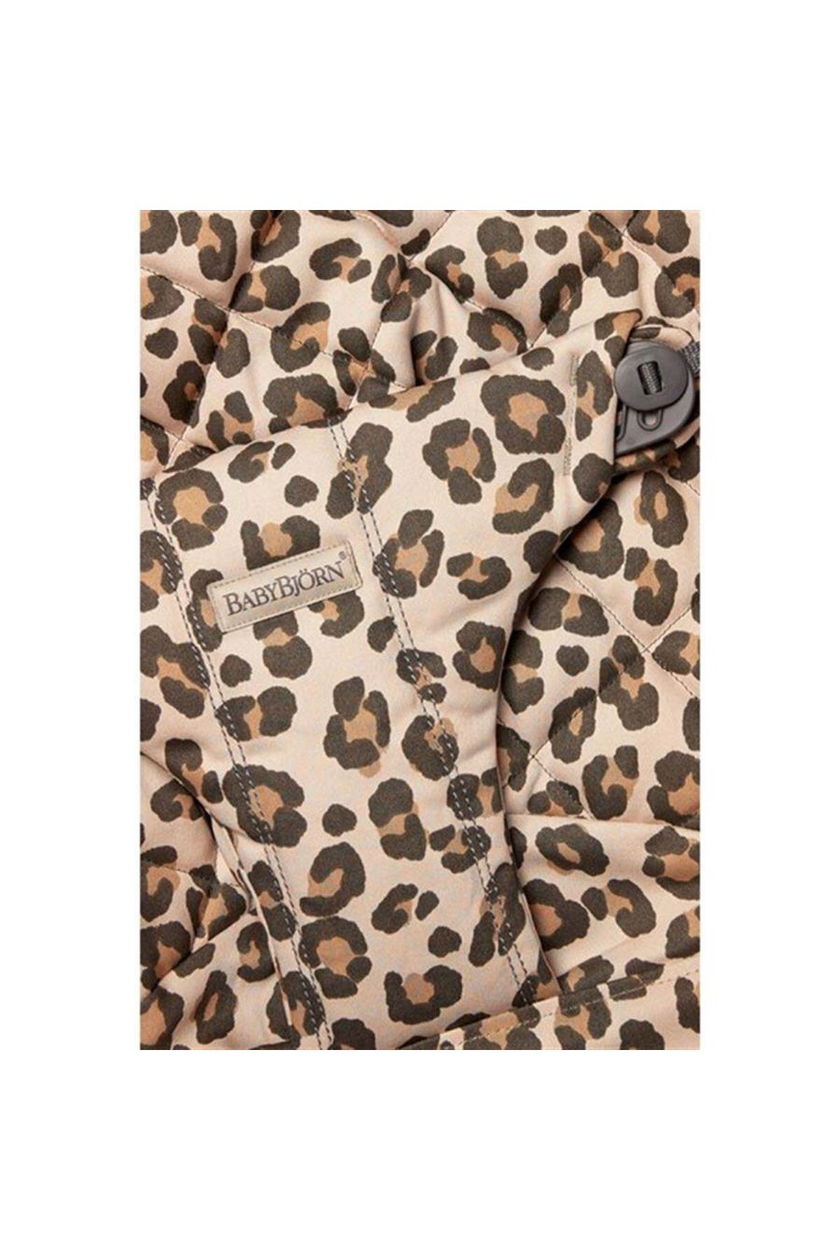 BabyBjörn Bliss Ana Kucağı Cotton / Beige Leopard