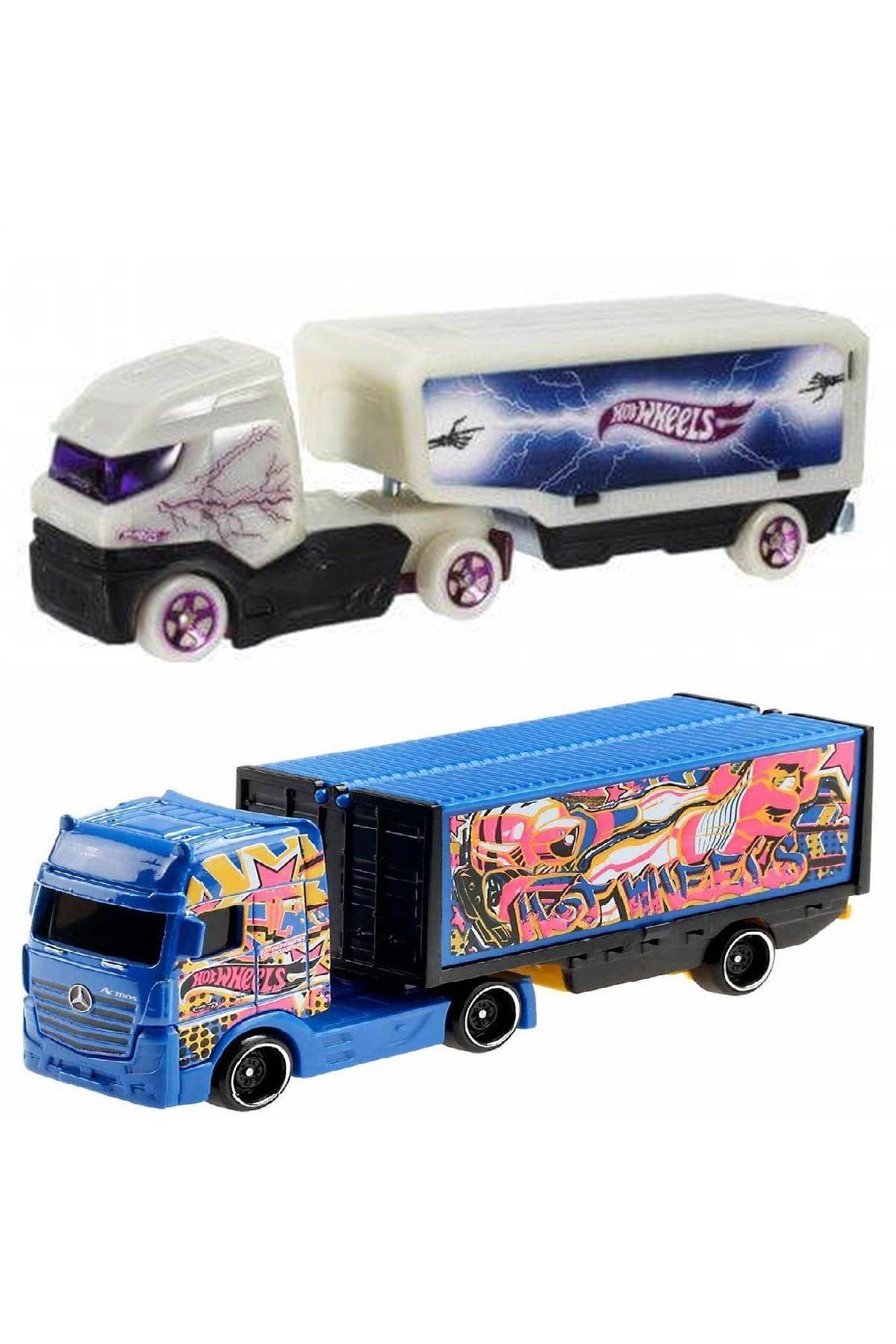 Hot Wheels Kamyonlar BFM60