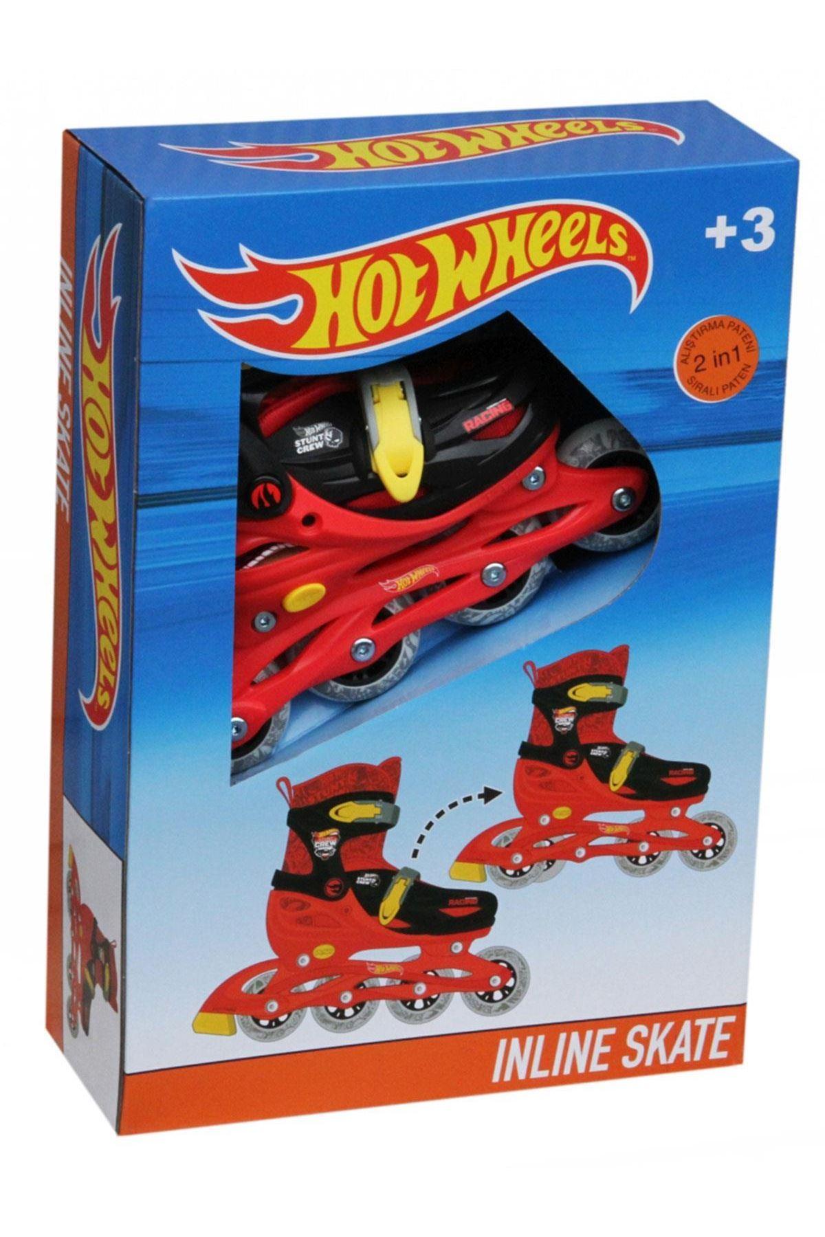 Vardem Hot Wheels Ayarlanabilir Paten No:30-33