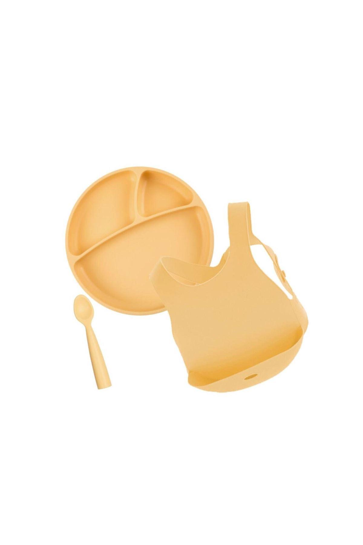OiOi Beslenme Seti 3lü Sarı