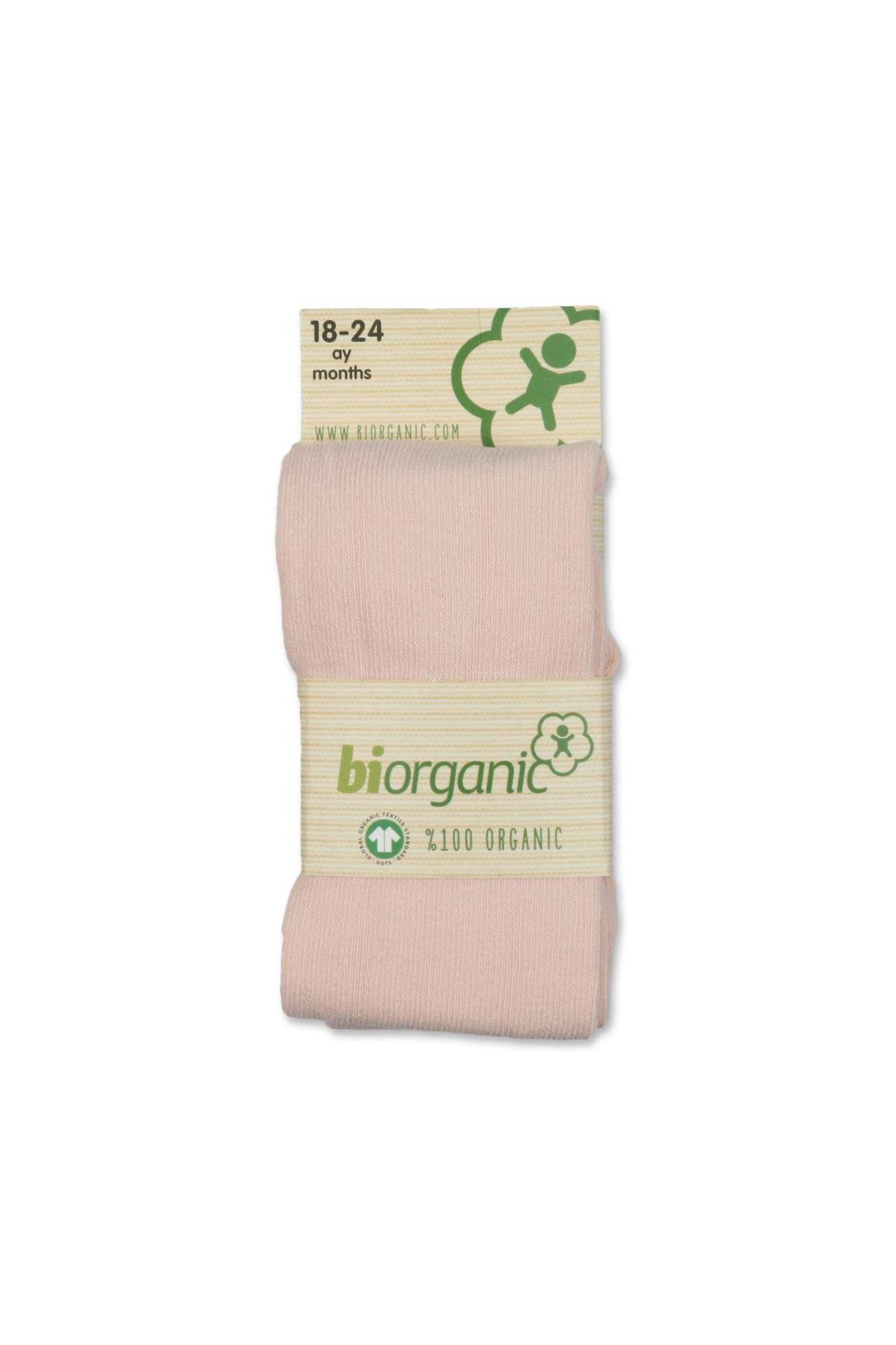 Bibaby Biorganic Külotlu Çorap 68302 Asorti