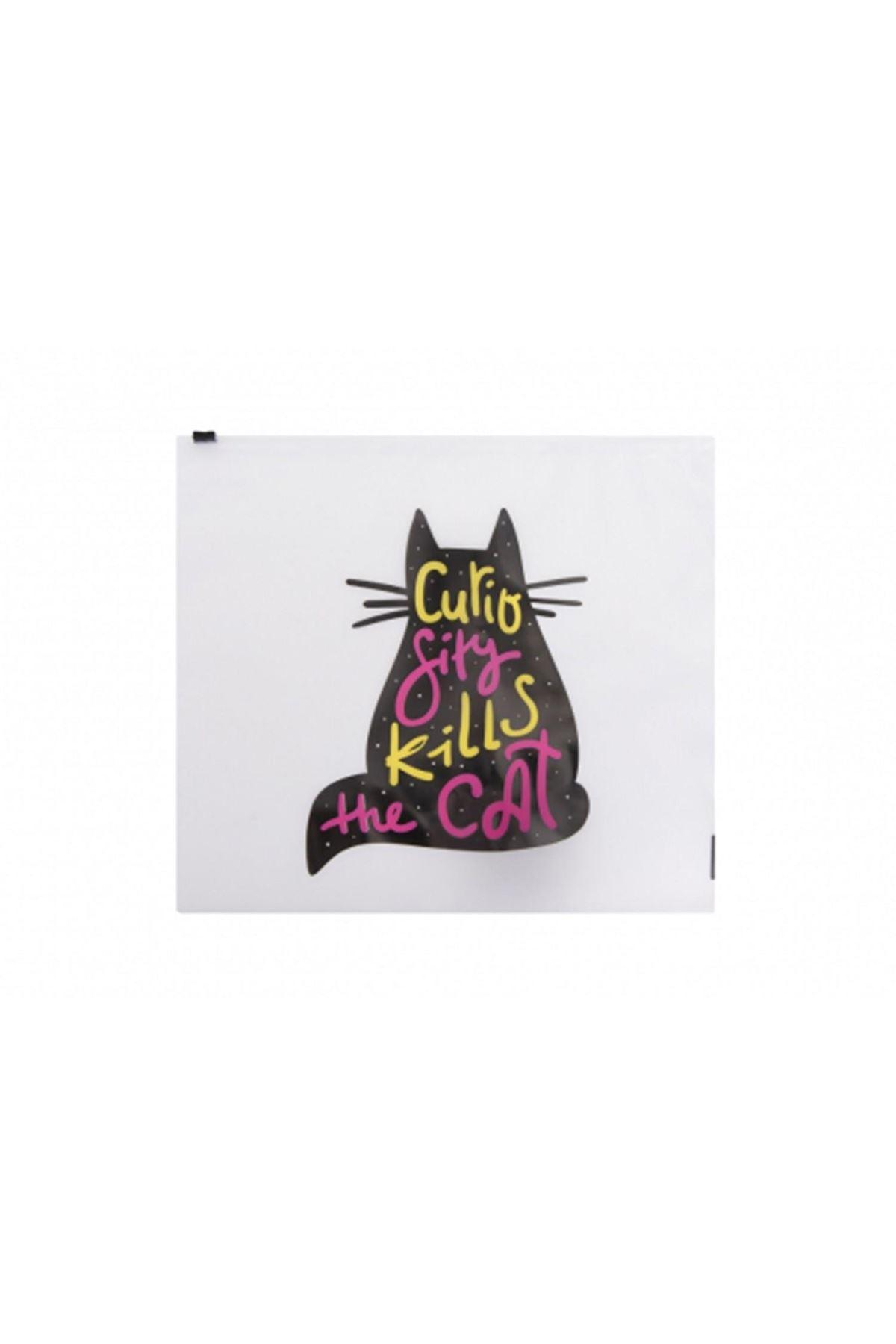 Mycey Su Geçirmez Kilitli Çanta Cat