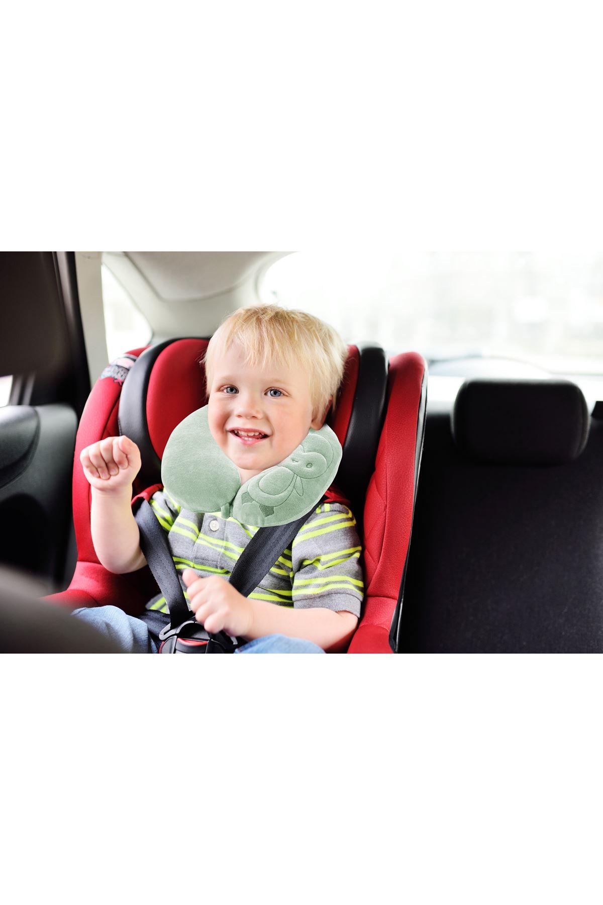 BabyJem Bebek Boyun Koruyucu Yastık 108 Yeşil