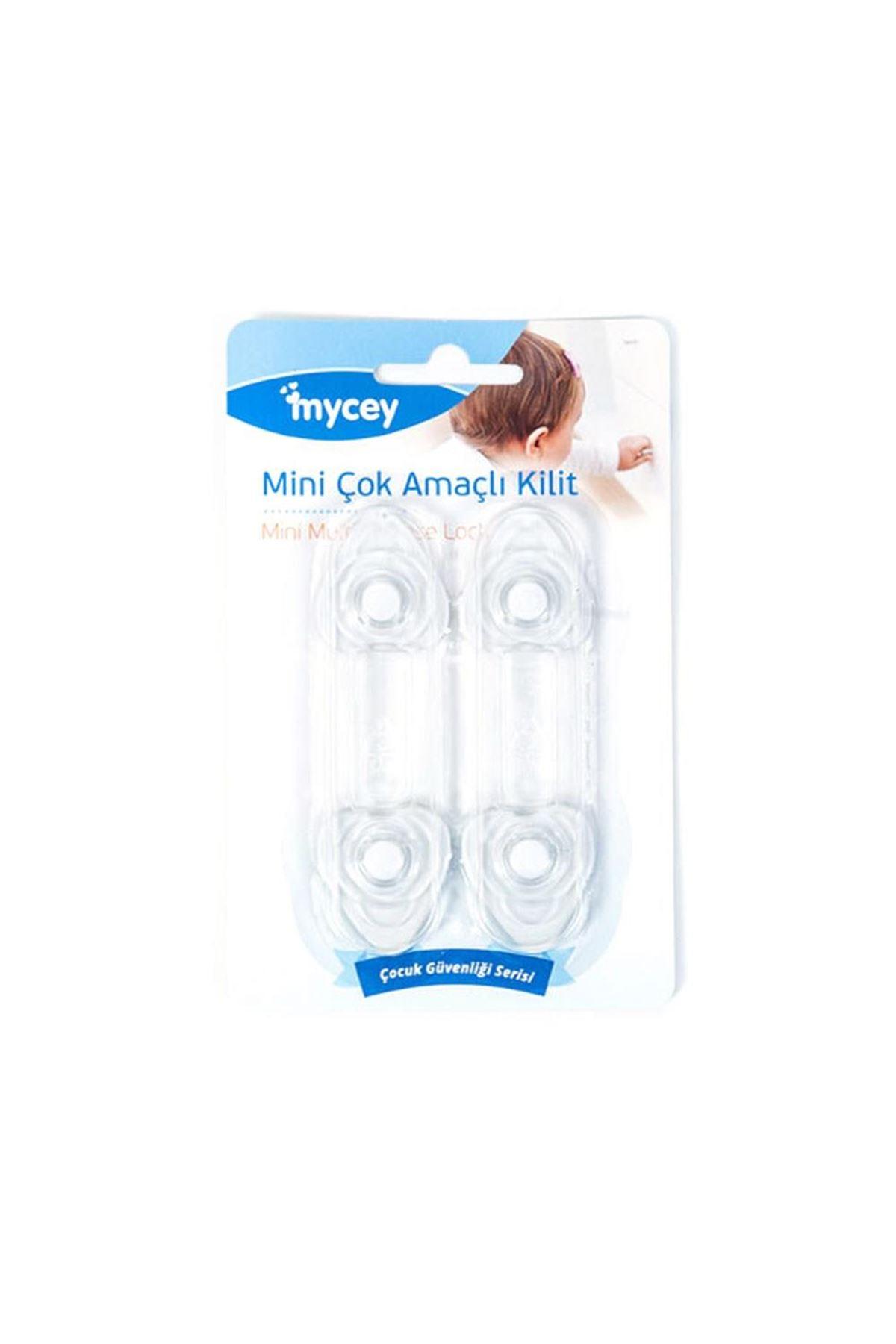 Mycey Mini Çok Amaçlı Kilit 2li 5505