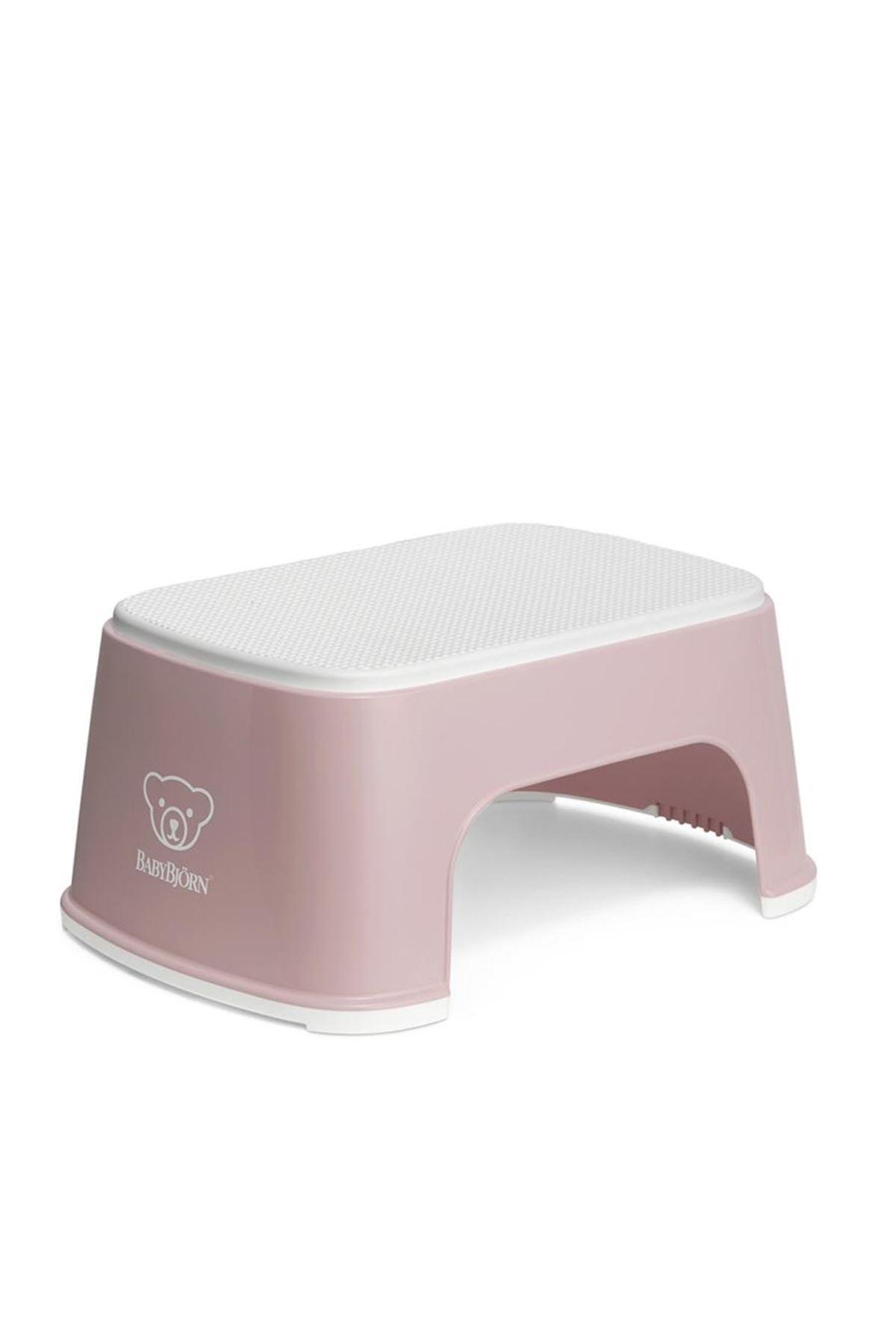 BabyBjörn Safe Step Banyo Basamağı / Powder Pink