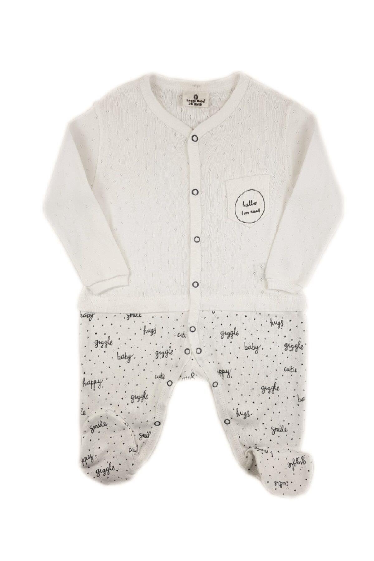 Luggi Baby Patikli Bebe Tulum 5066 Orjinal