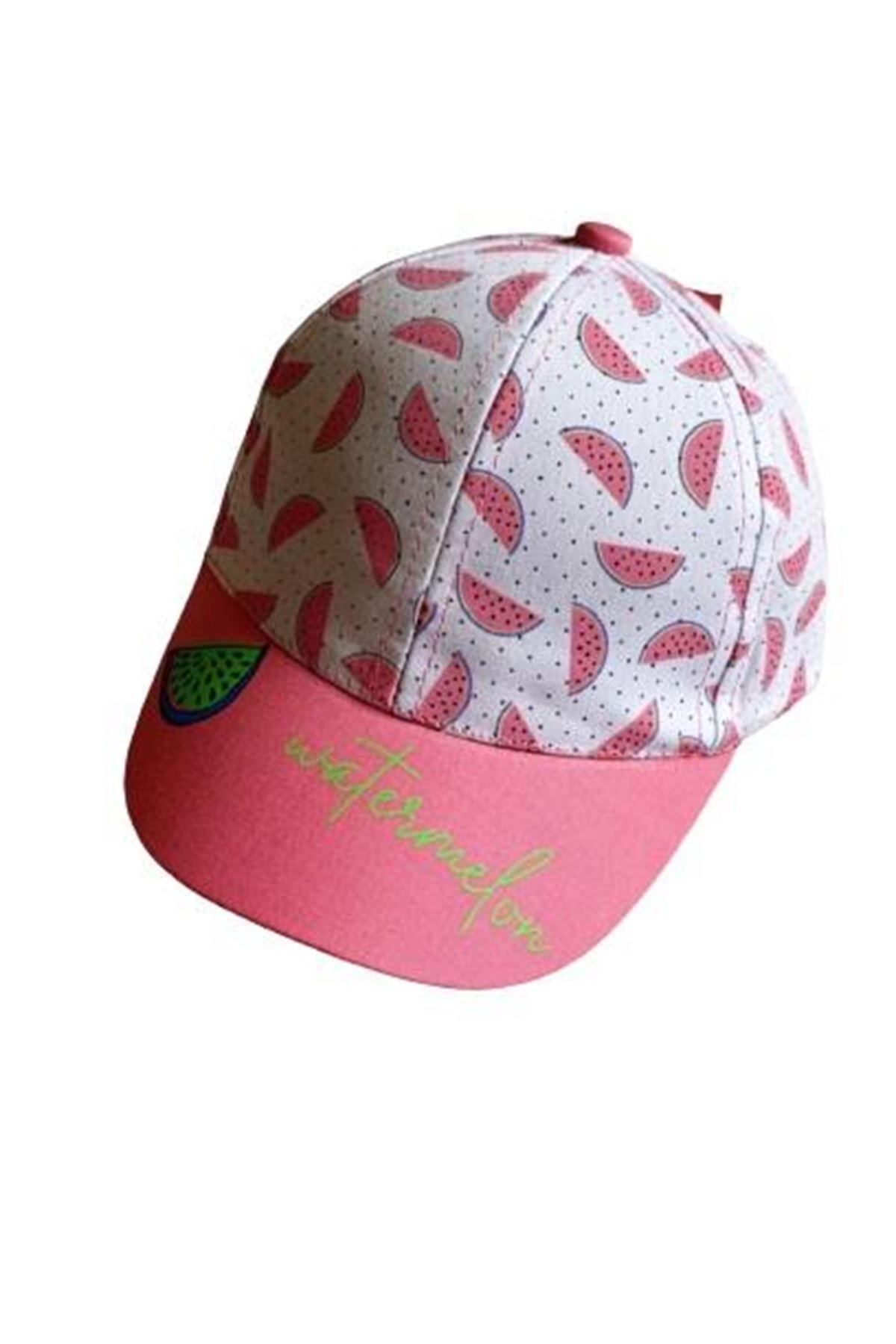 Kitti Bebe Kız Şapka (1-4 Yaş) 110008 Pembe