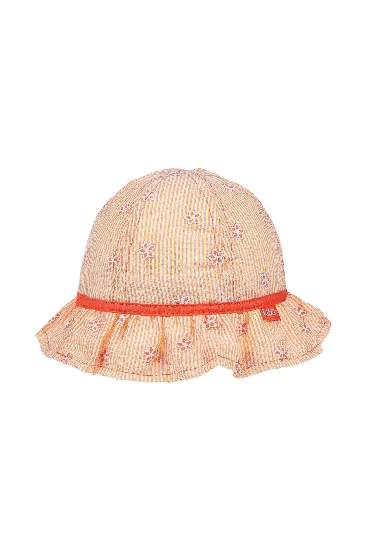 Kitti Bebe Kız Maksi (1-4 Yaş) 112008 Orange