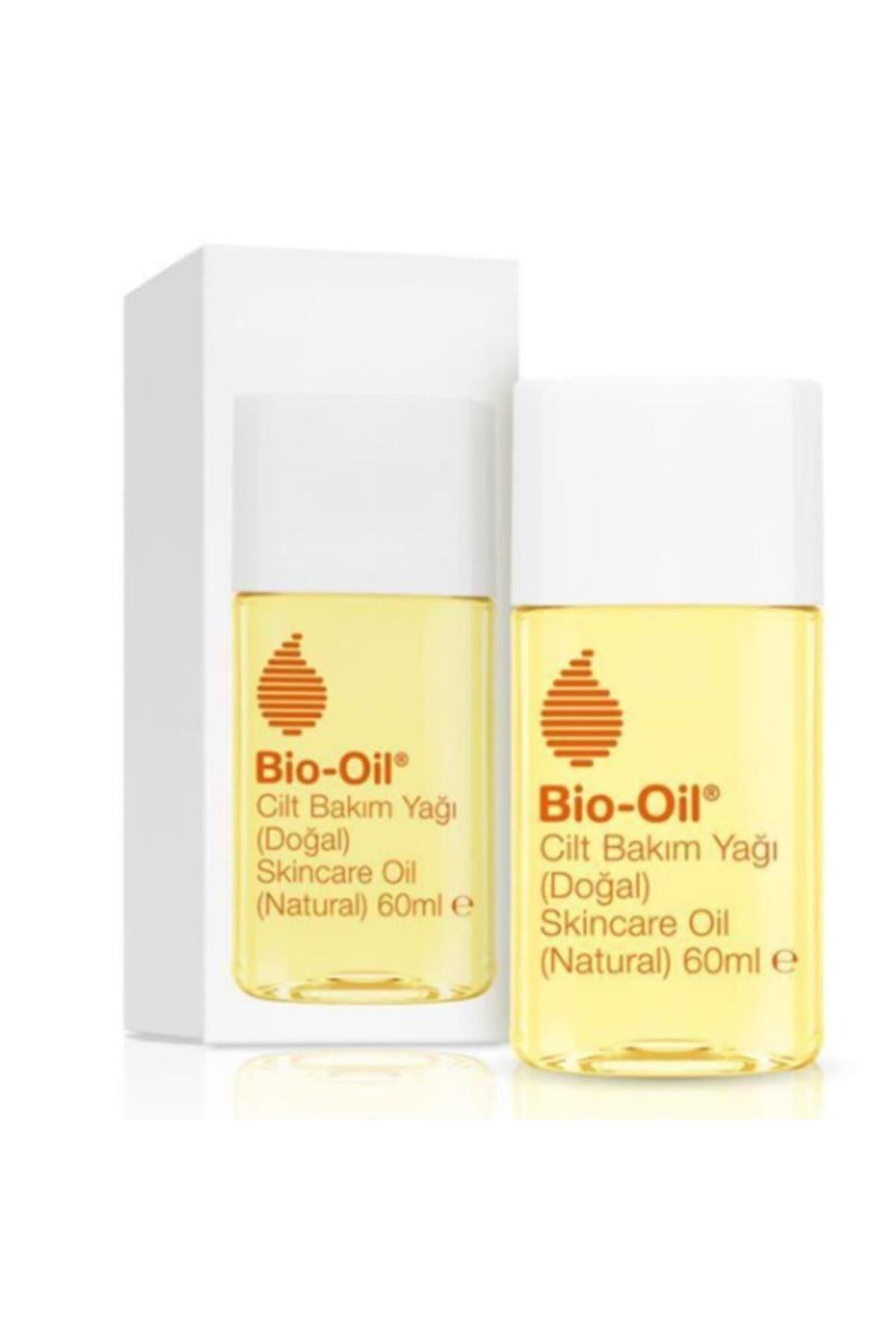Bio-Oil Çatlak Karşıtı & Natural Cilt Bakım Yağı 60 ML