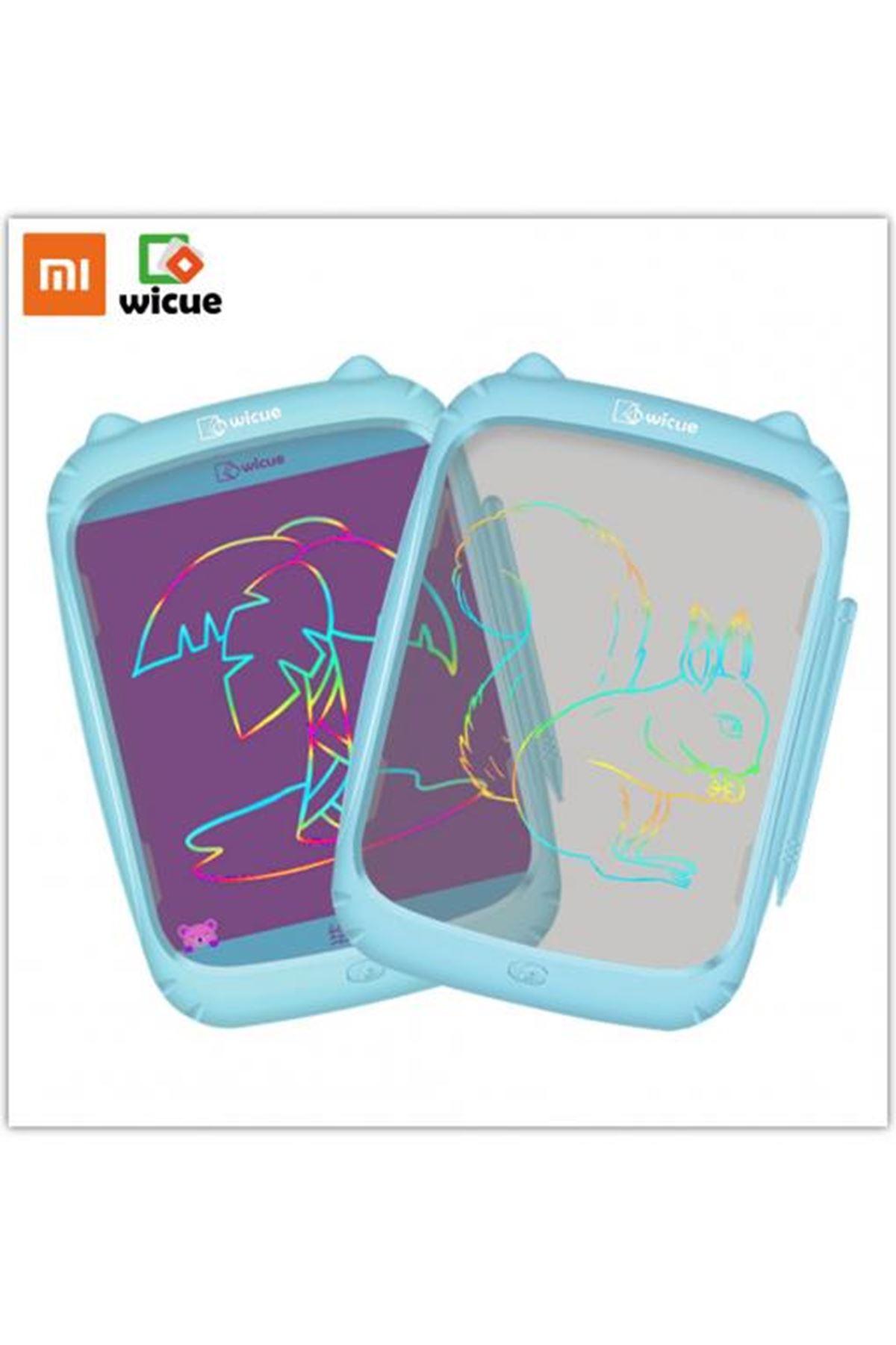 Xiaomi Wicue 11 Saydam LCD Dijital Eğitim Tableti Mavi