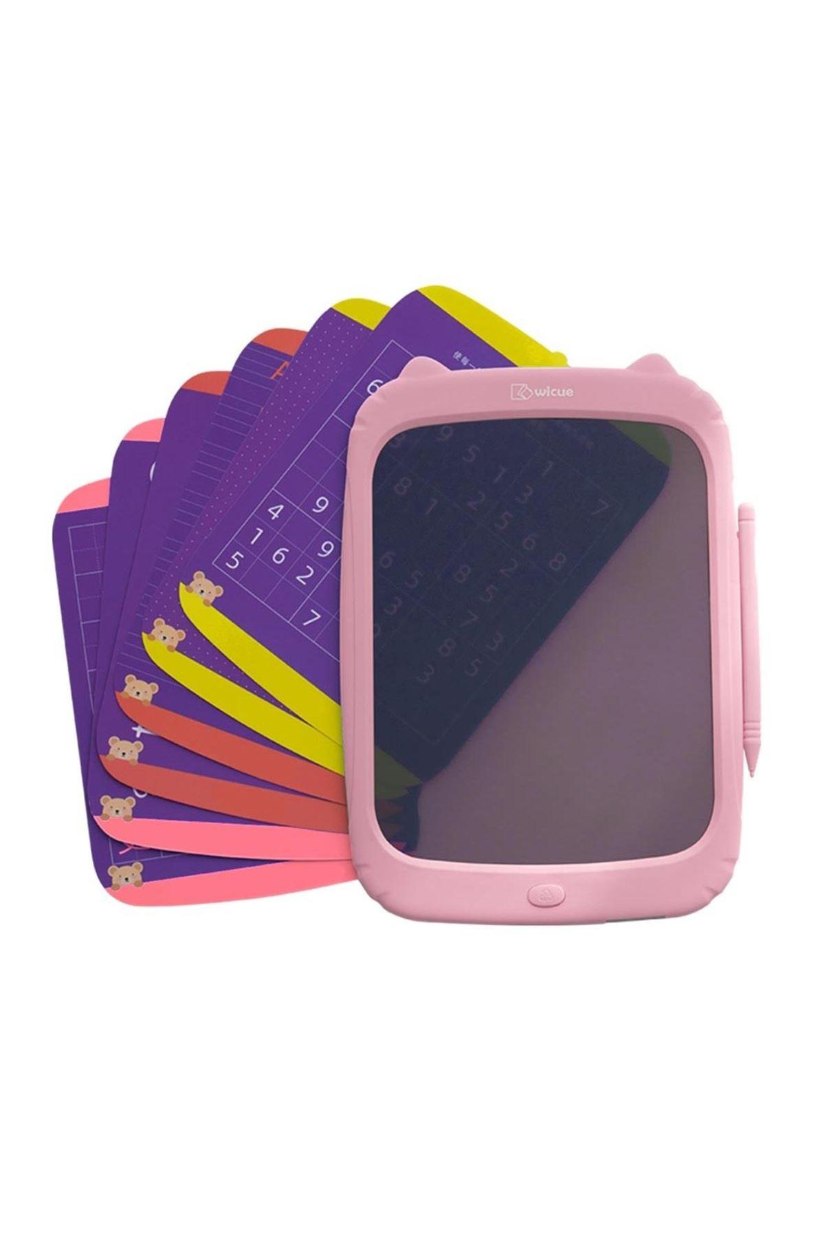 Xiaomi Wicue 11 Saydam LCD Dijital Eğitim Tableti Pembe