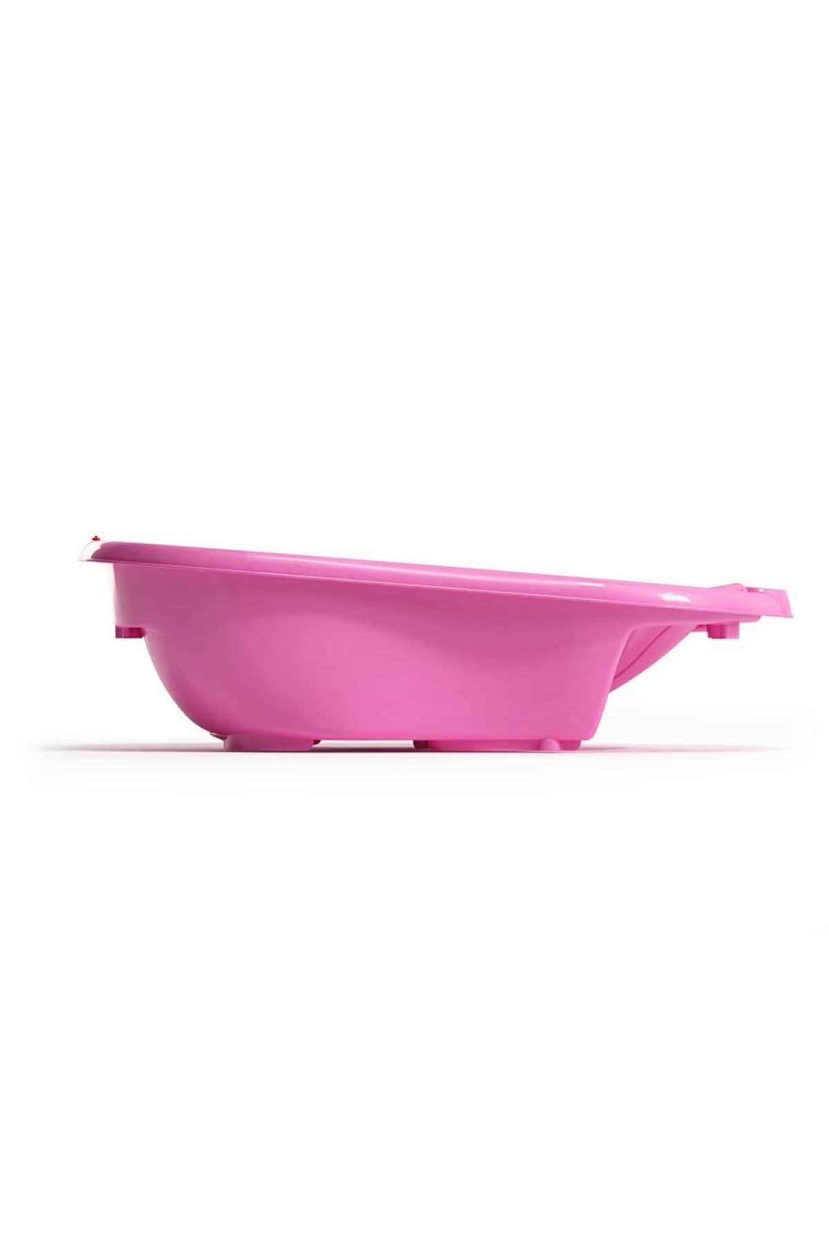 OkBaby Onda Banyo Küveti / Canlı Pembe