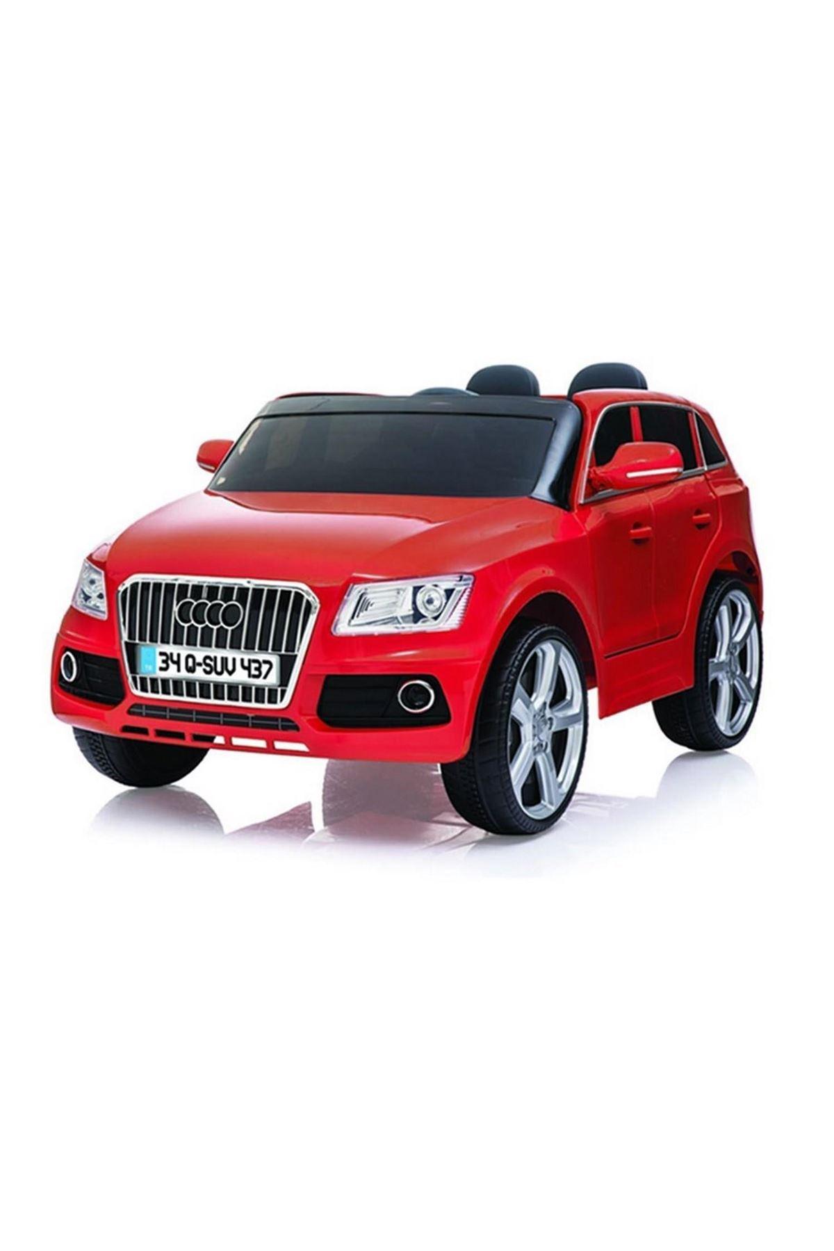 Babyhope Q-Suv Uzaktan Kumandalı Akülü Araba 12V 437 Kırmızı