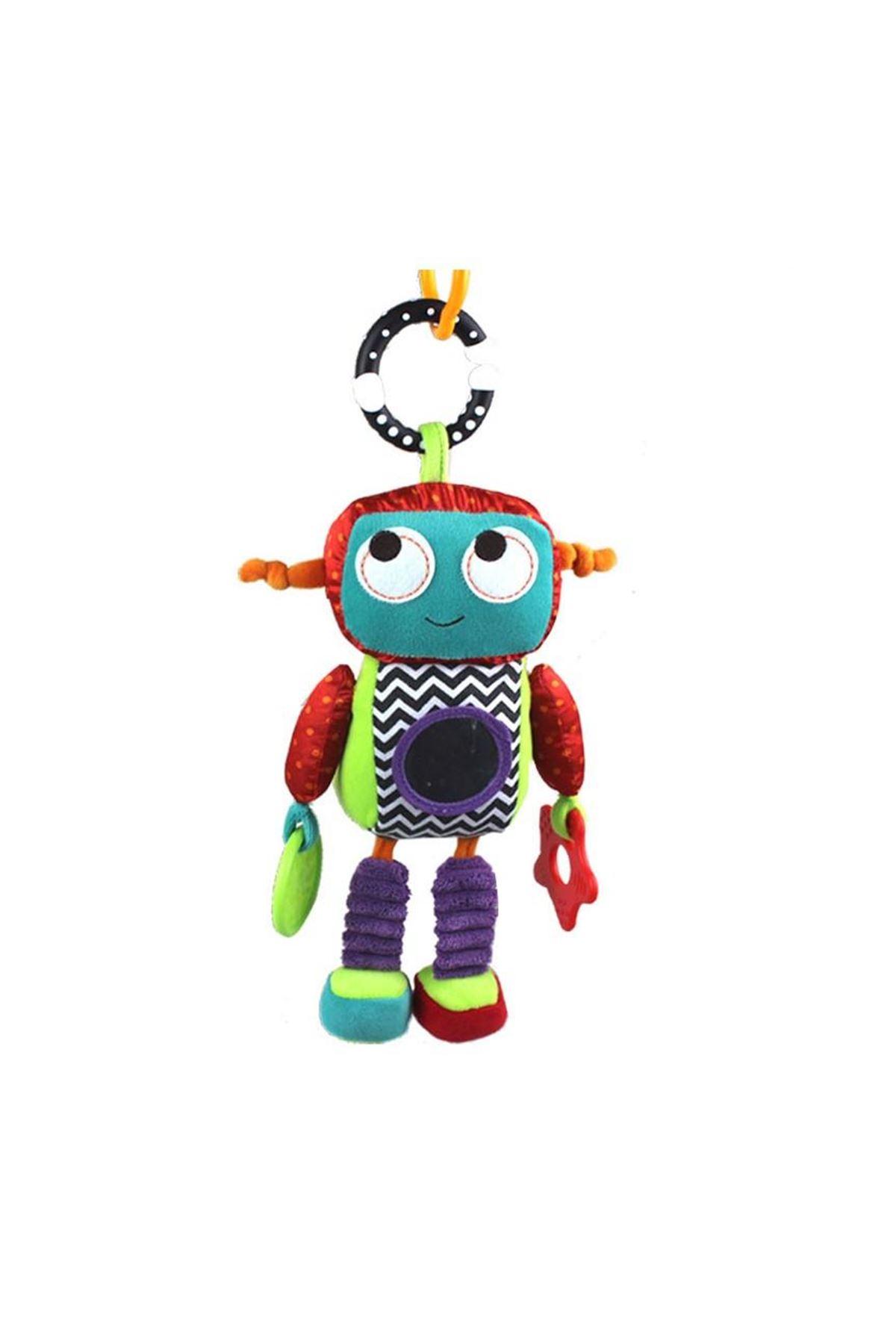 Sozzy Toys Robot Arkadaşım Aktivite Oyuncağı SZY121