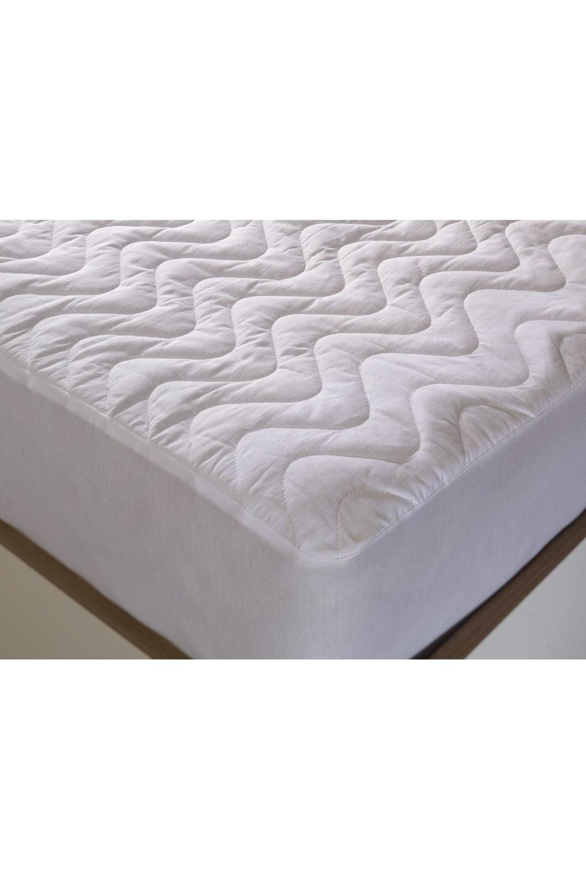 Cotton Box Ranforce Sıvı Geçirmez Kapitone Yatak Pedi 120x200