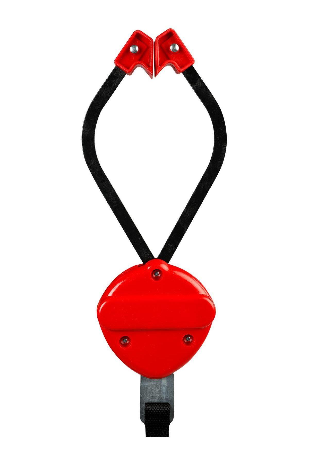 Babyhope 702 Lüks Oyuncaklı Hoppala Kırmızı