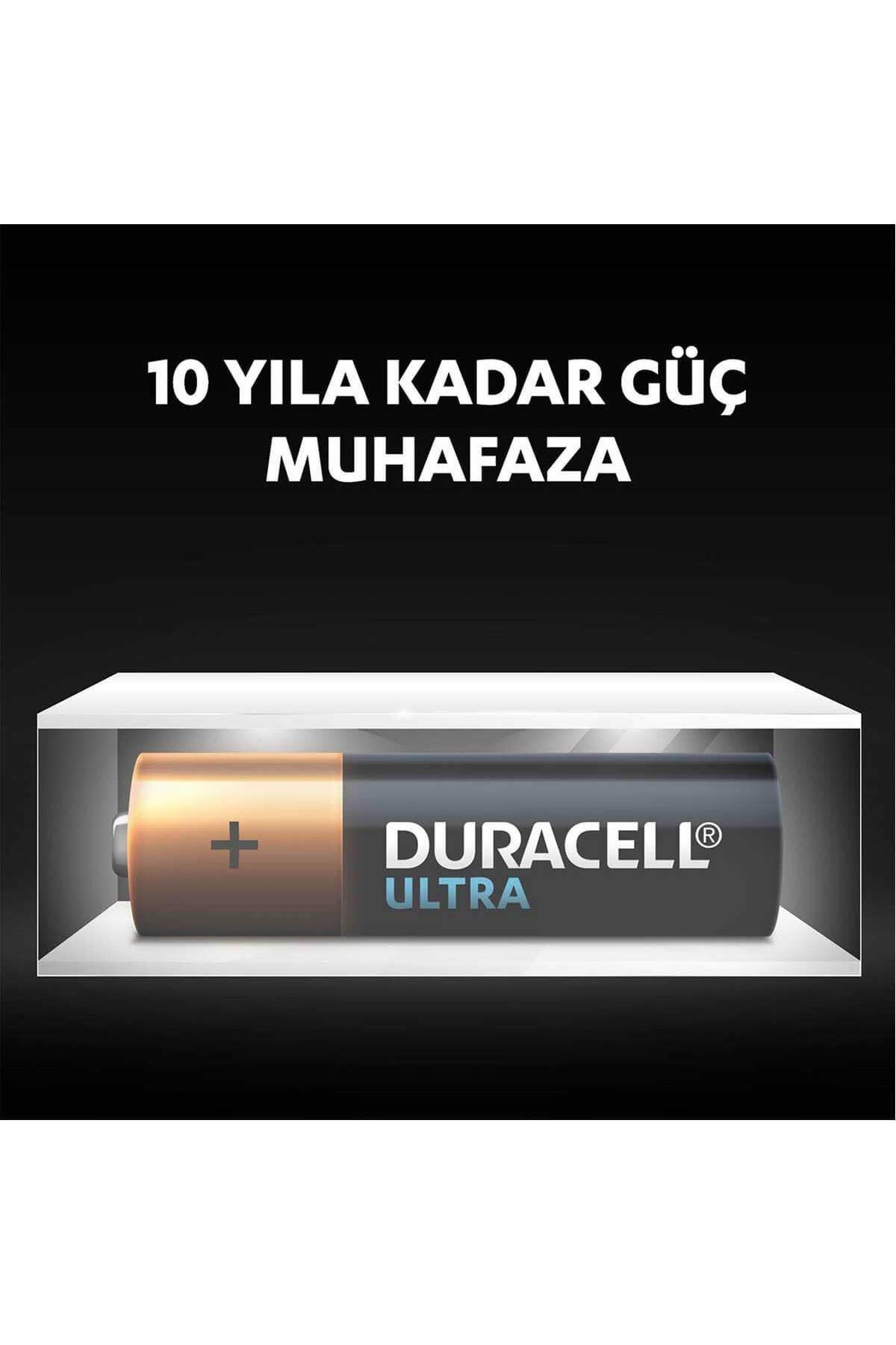 Duracell Ultra Kalem Pil 6LI AA