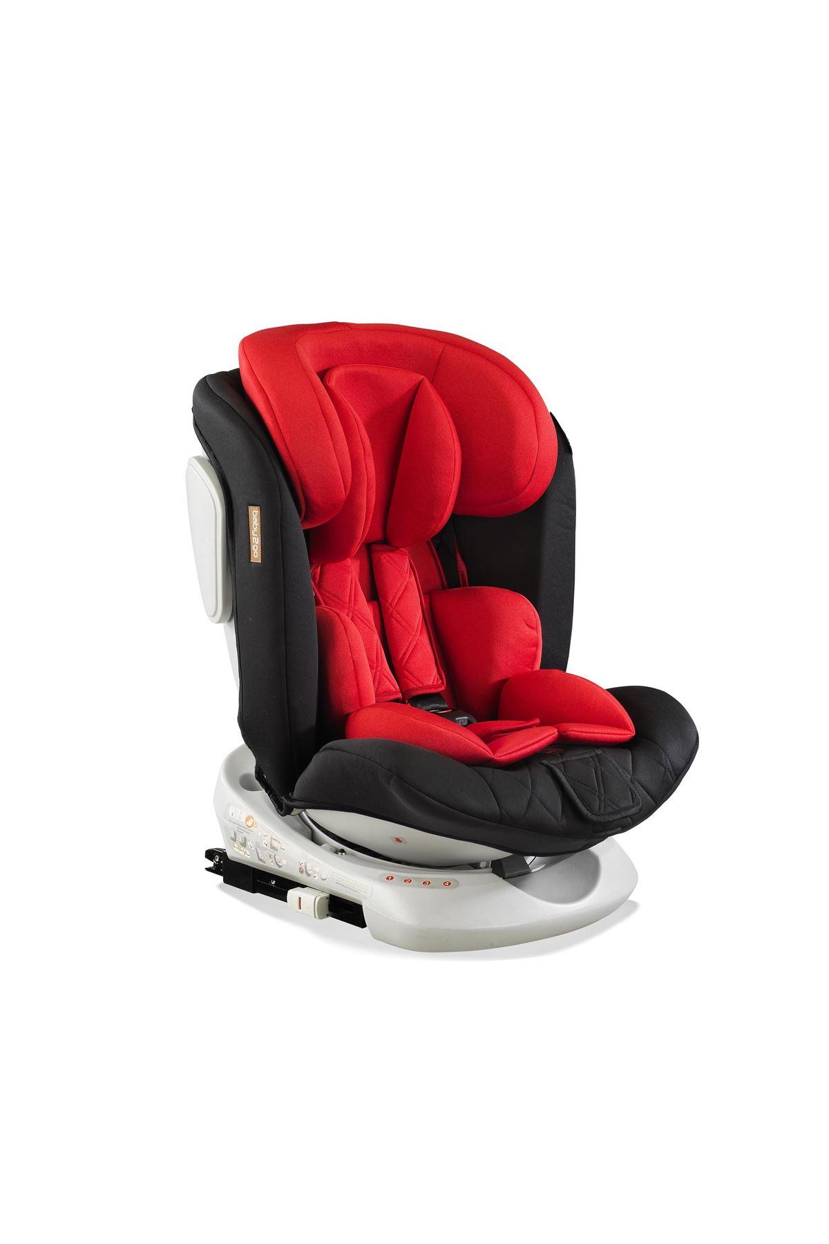 Baby2go Rover Plus İsofixli 0-36 Kg Oto Koltuğu 2061 Kırmızı