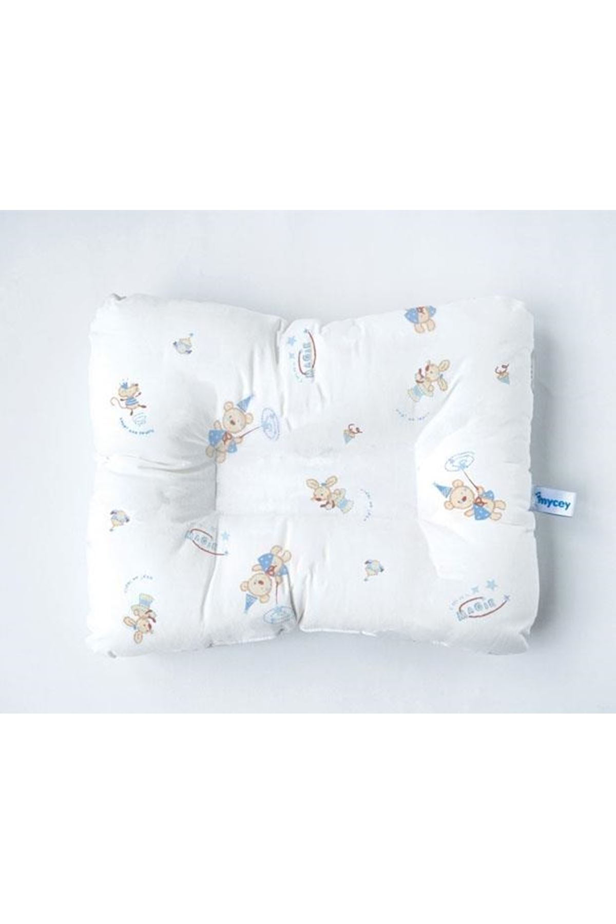Mycey Mini Emzirme Yastığı Magic Mavi