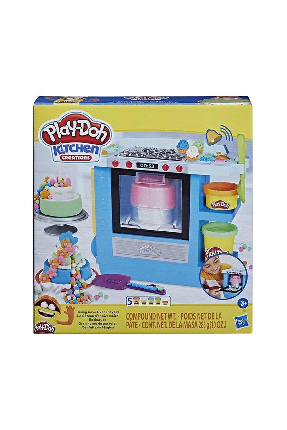 Play-Doh Sihirli Pasta Fırını F1321