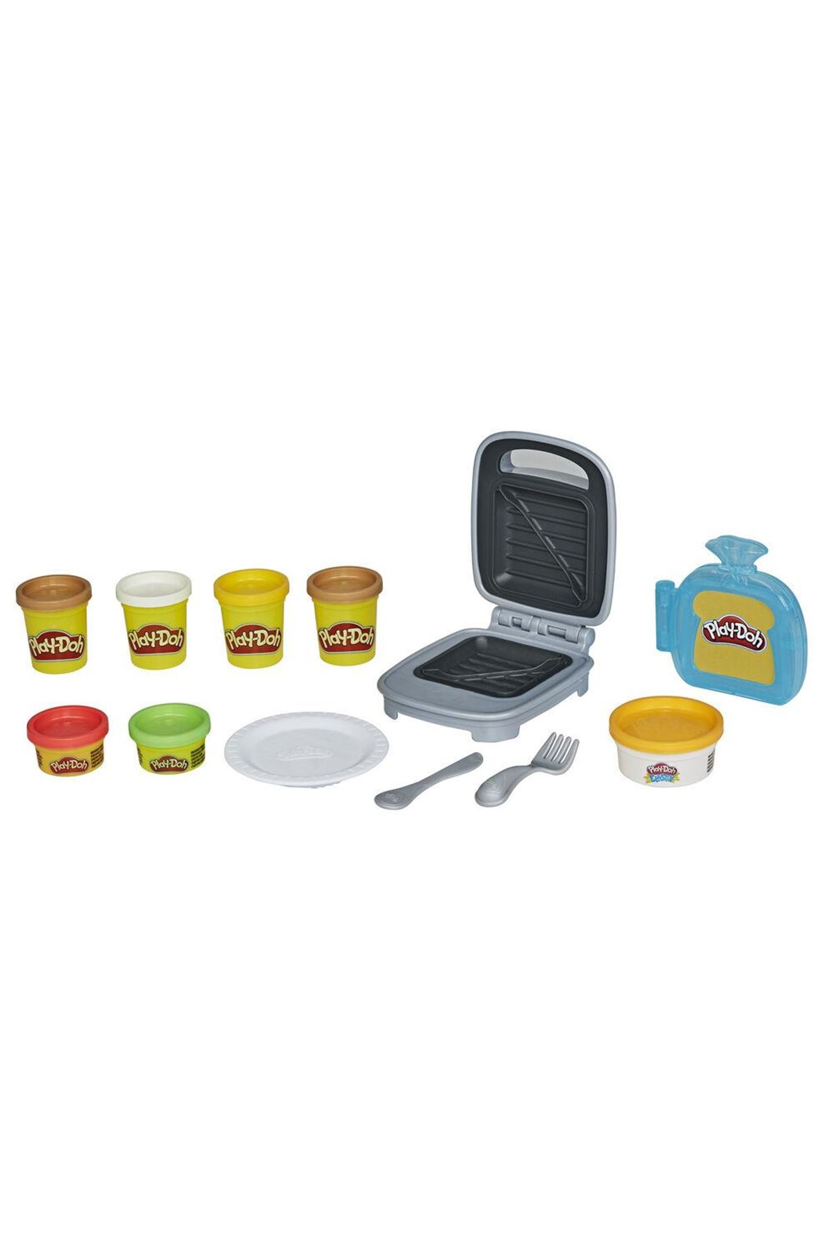 Play-Doh Tost Makinesi Oyun Seti E7623