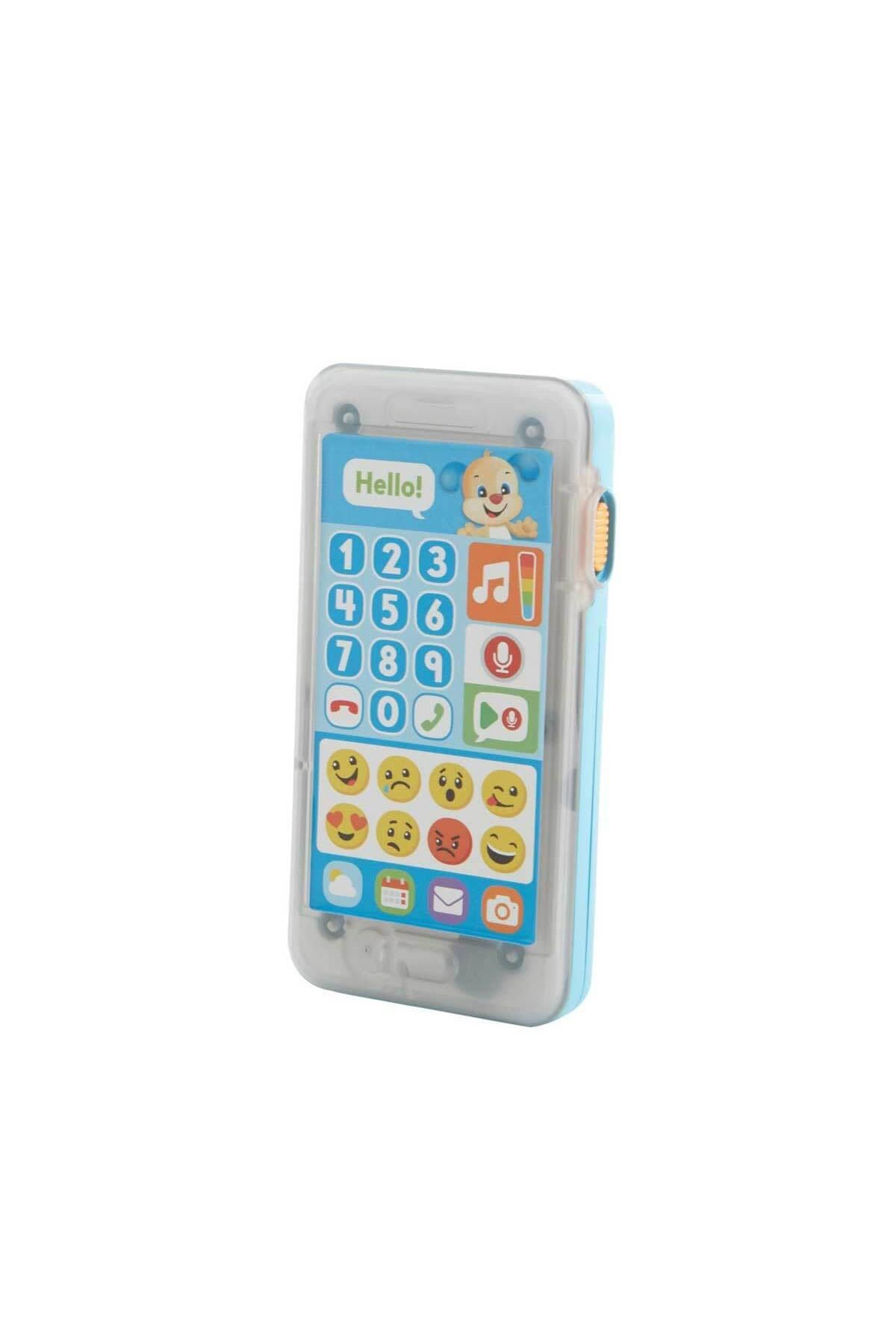 Fisher Price Eğlen ve Öğren Eğitici Akıllı Telefon (Türkçe) FPR25
