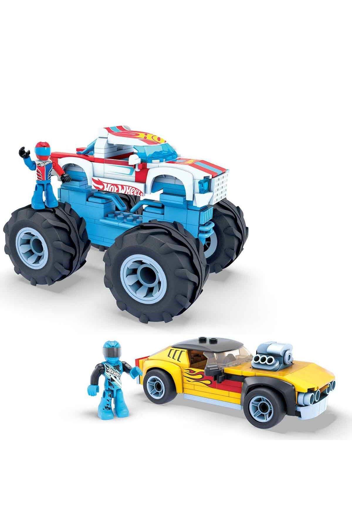 Hot Wheels Mega Construx İkili Yarış Seti GYG22