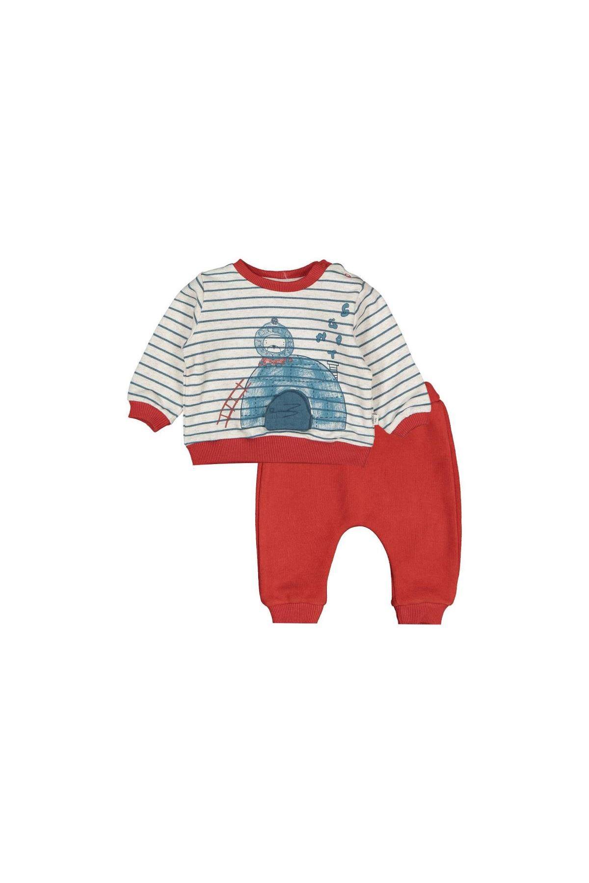 Tongs Baby 2Li Takım 2752 Kızıl