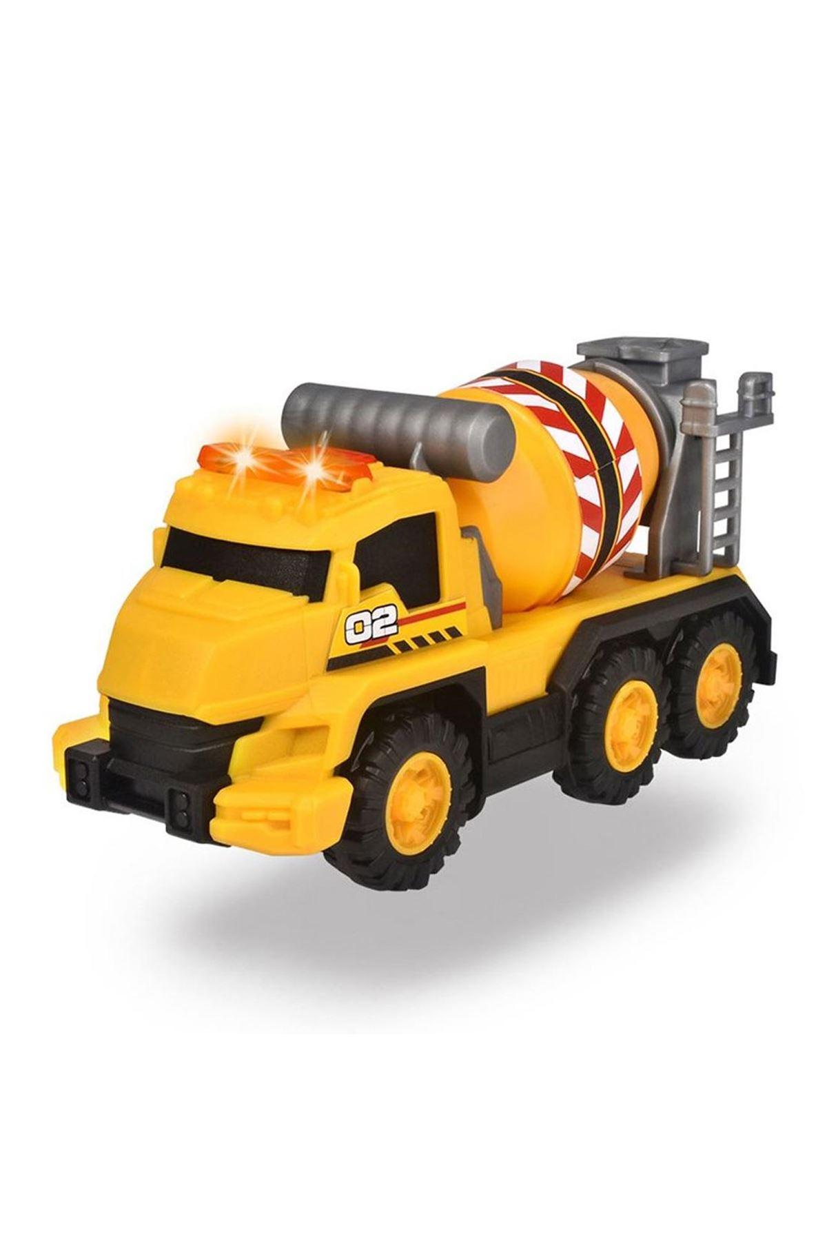 Dickie Toys Concrete Mixer 2024