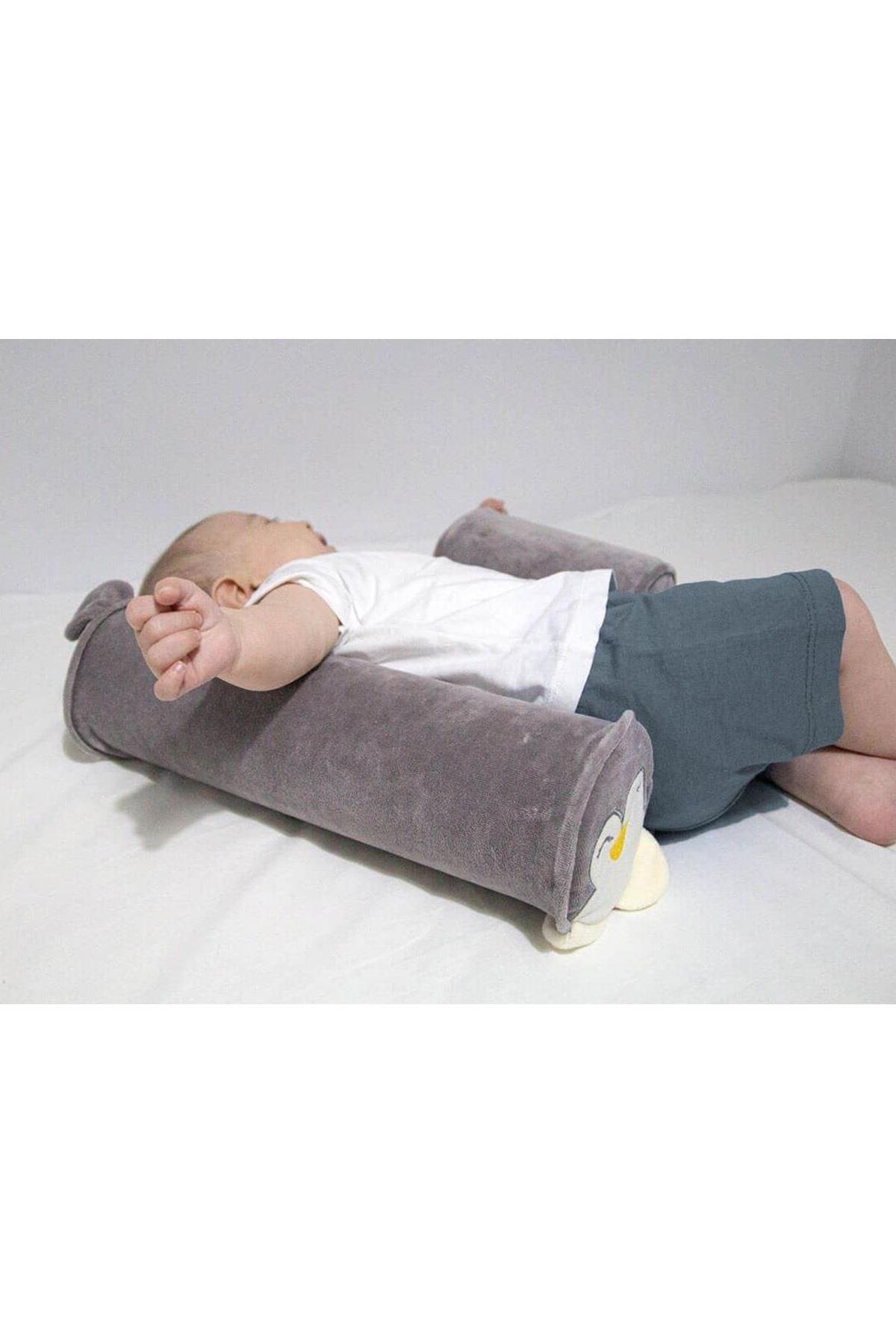 BabyJem Güvenli Uyku Yastığı 679 Yeşil Köpek