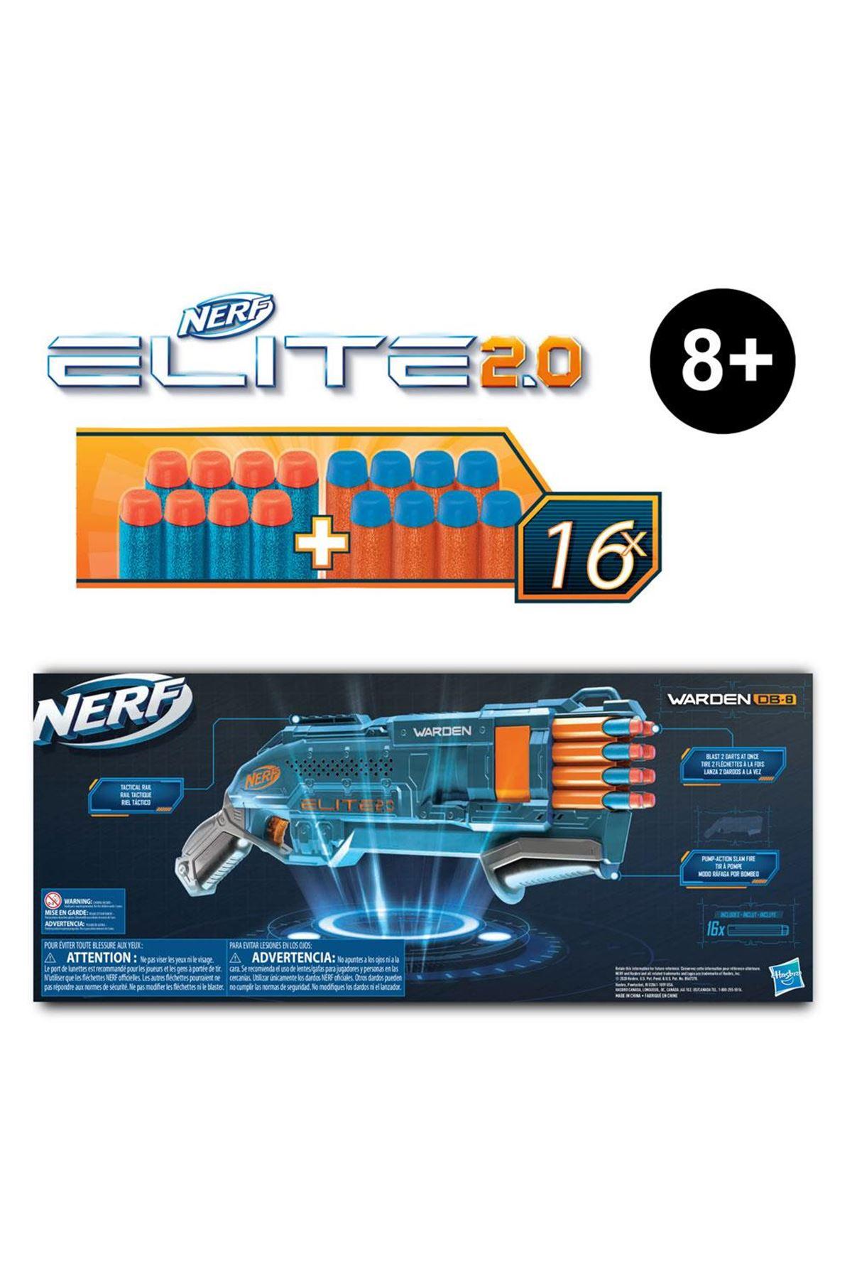 Nerf Elite 2.0 Warden DB-8 E9959